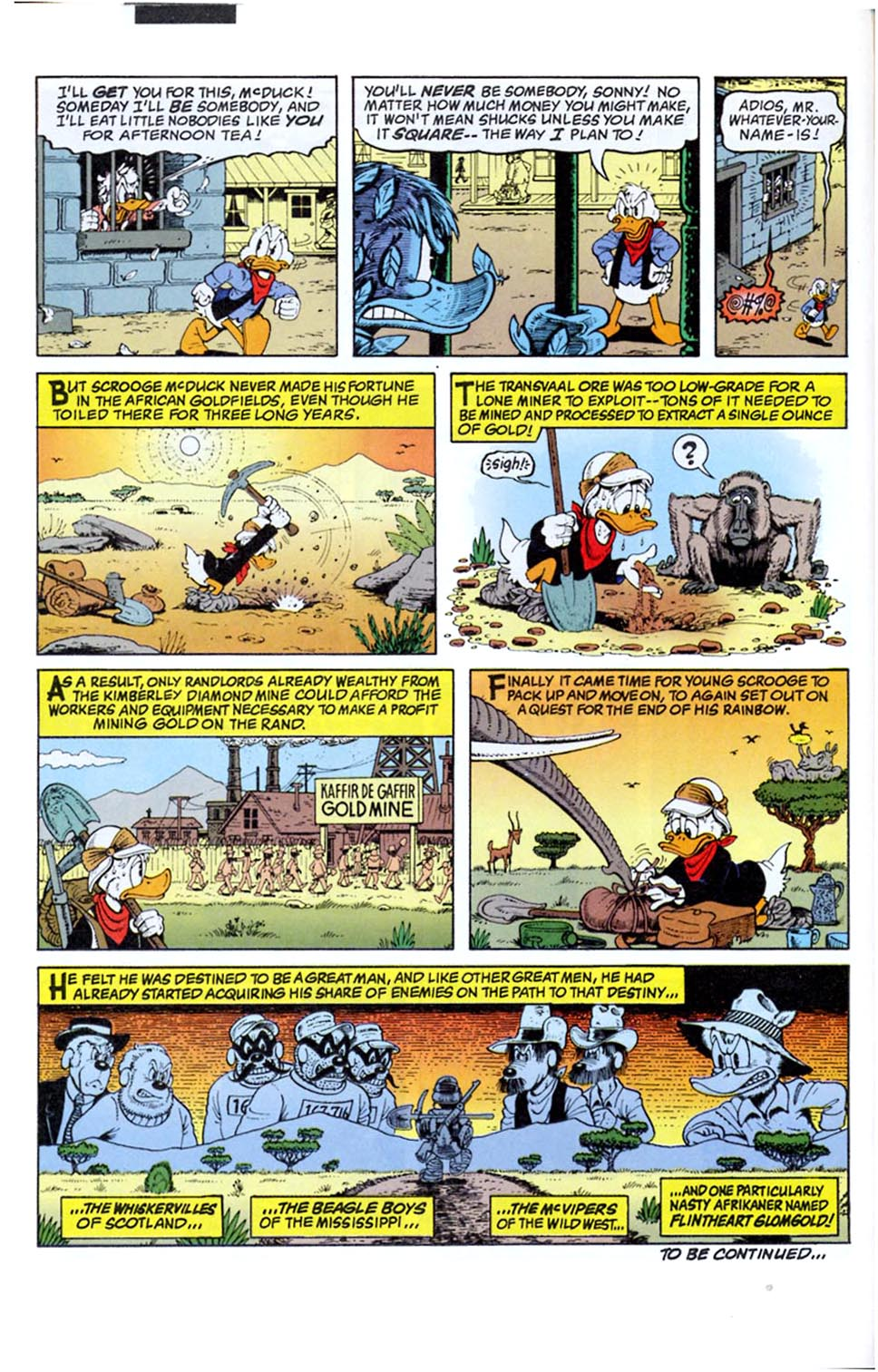 Read online Uncle Scrooge (1953) comic -  Issue #290 - 13