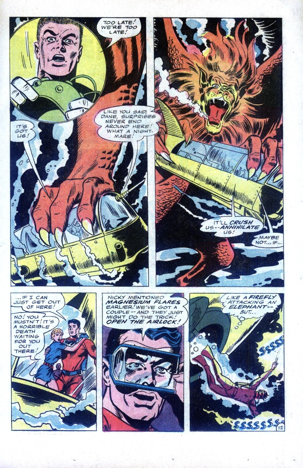 Read online Sea Devils comic -  Issue #32 - 18