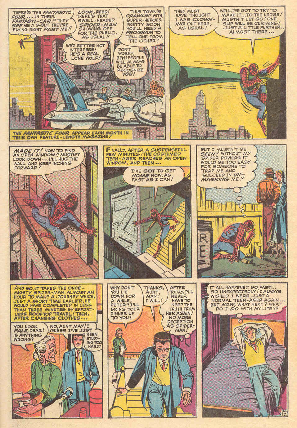 The Amazing Spider-Man (1963) _Annual_6 Page 7