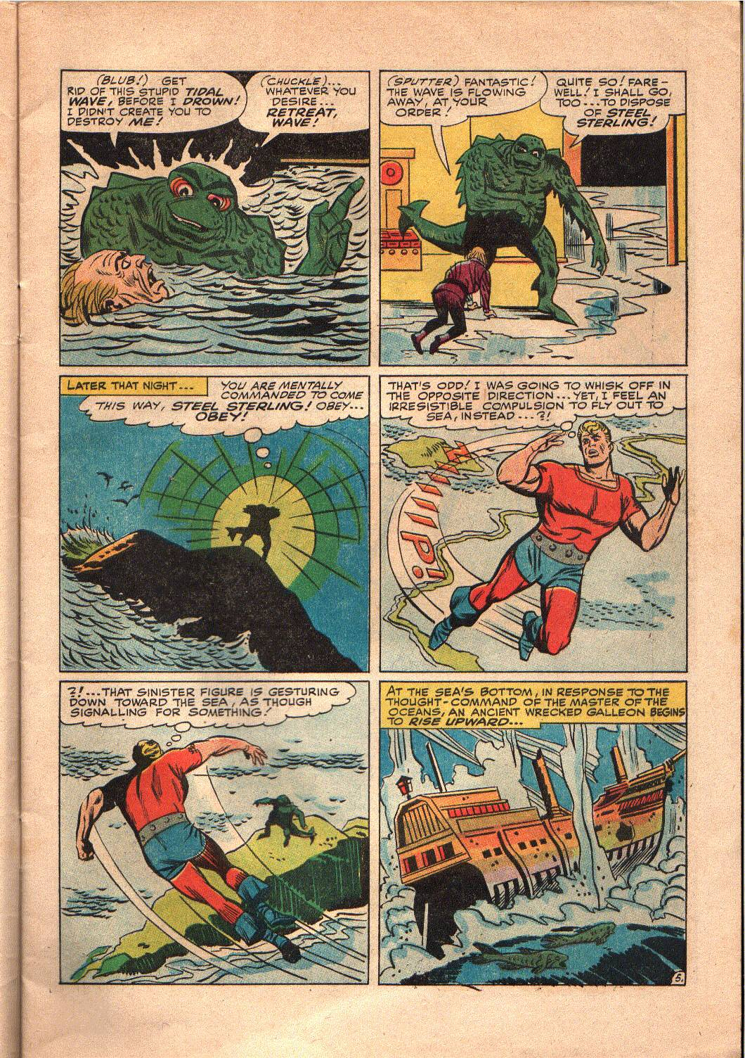 The Mighty Crusaders (1965) Issue #7 #7 - English 6