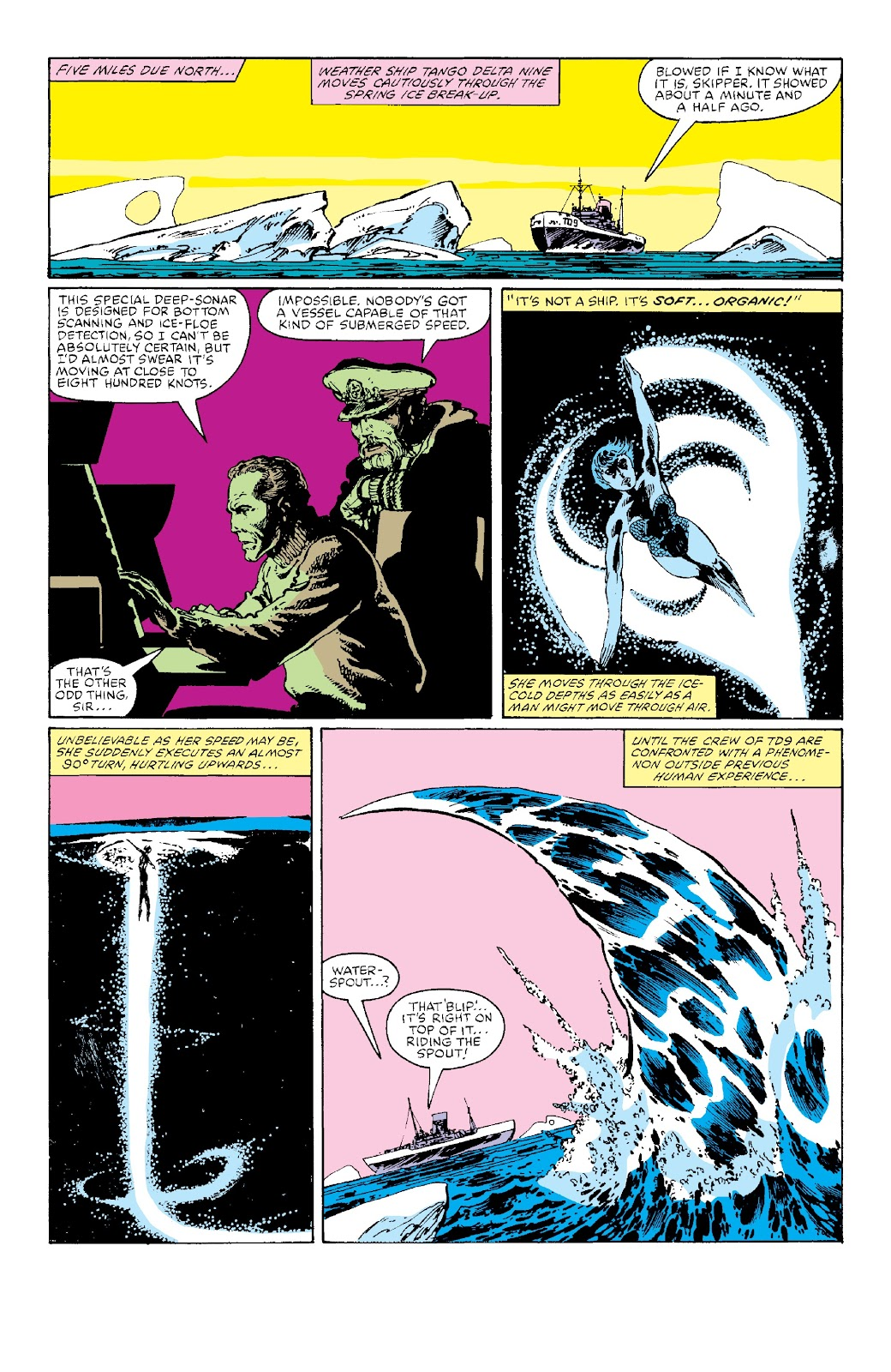 Alpha Flight (1983) issue _Facsimile_Edition_1 - Page 29