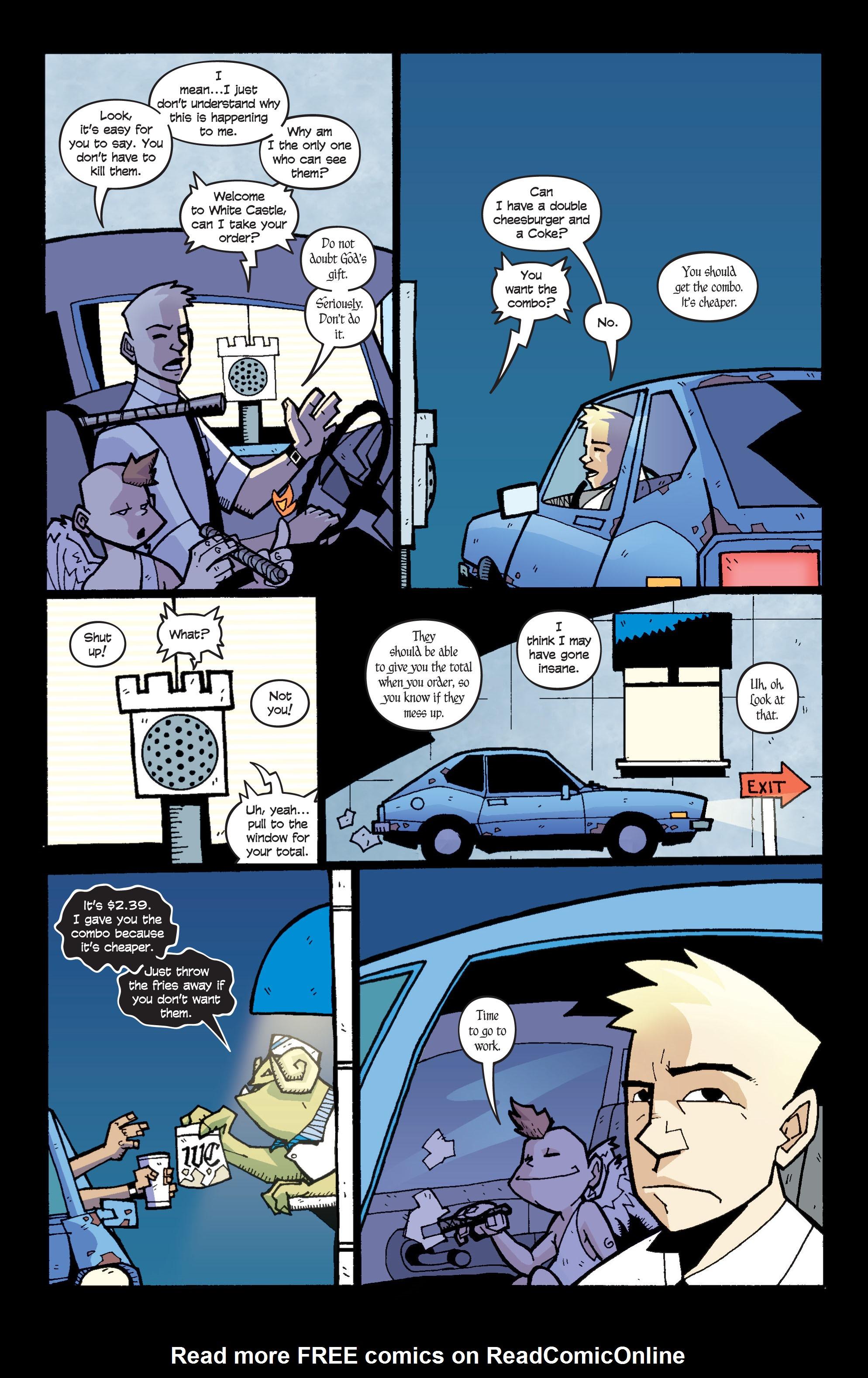 Read online Killer Of Demons comic -  Issue #1 - 23
