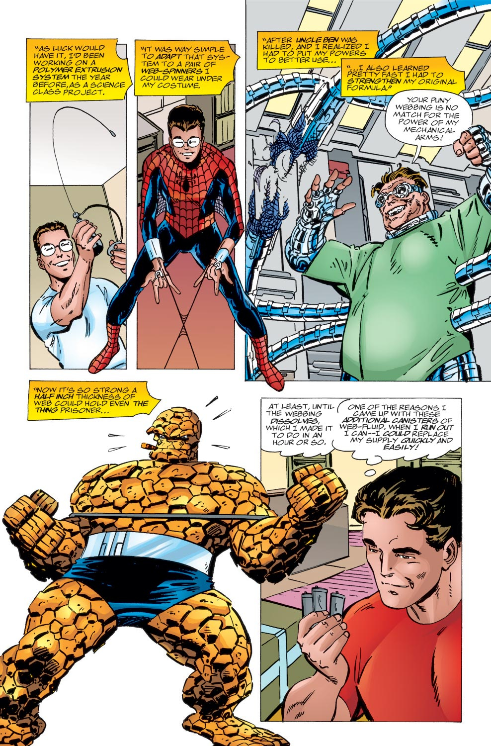 The Amazing Spider-Man (1999) 1 Page 37