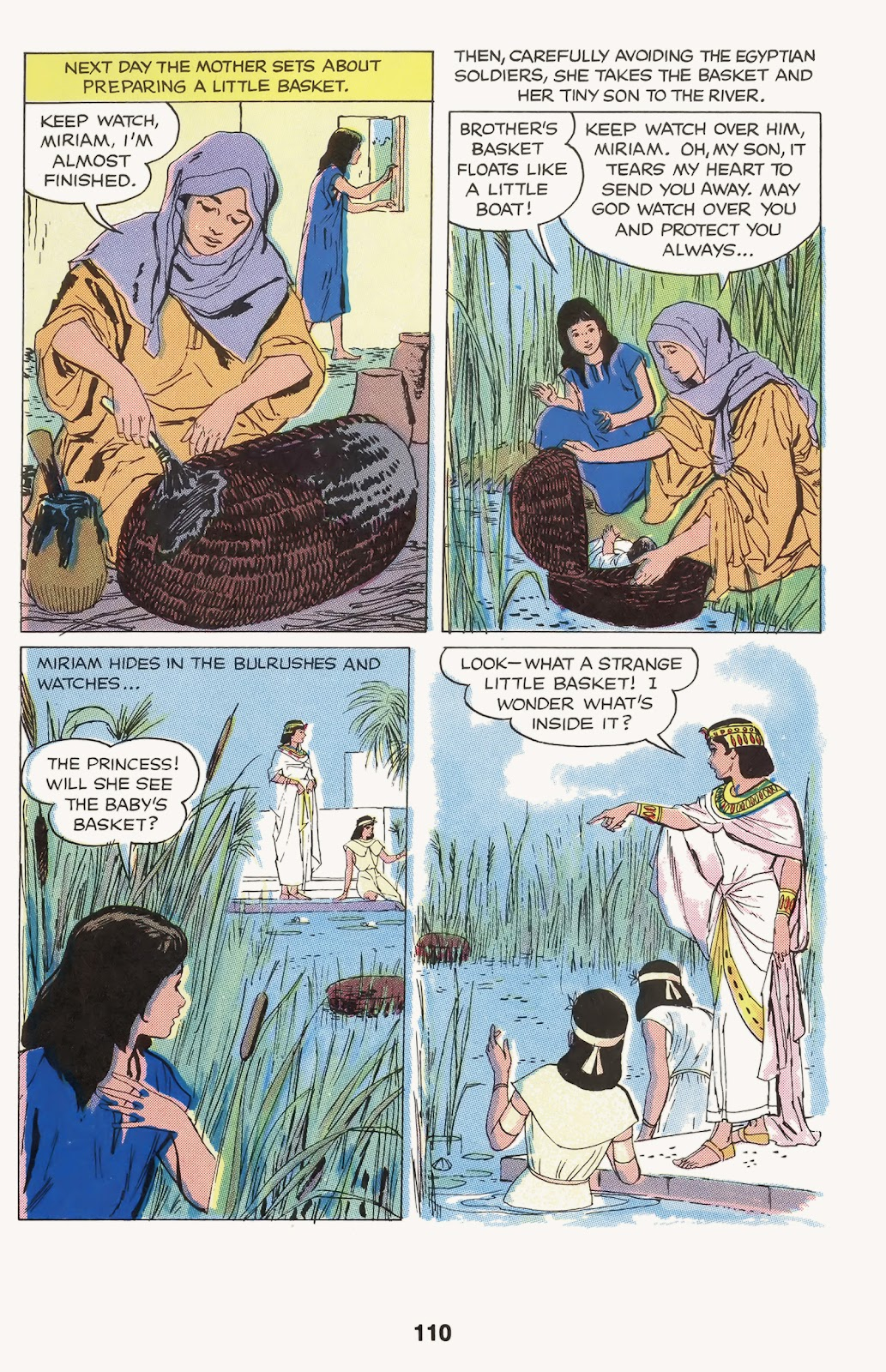 The Picture Bible issue TPB (Part 2) - Page 13