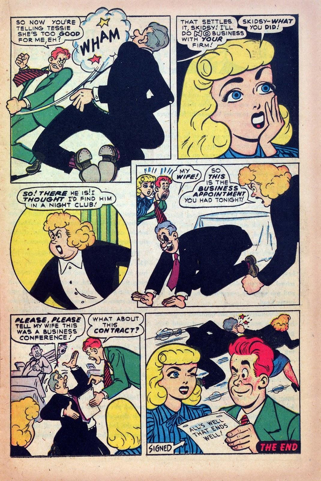 Read online Joker Comics comic -  Issue #29 - 15