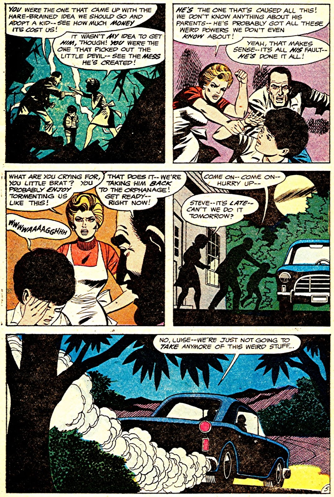 The Witching Hour (1969) issue 7 - Page 23