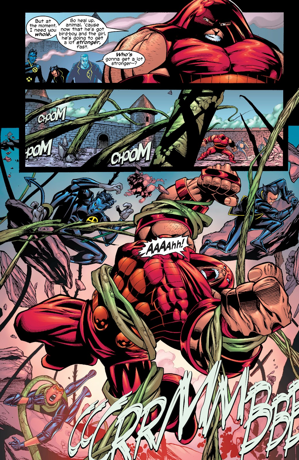 Read online X-Men: Unstoppable comic -  Issue # TPB (Part 1) - 36