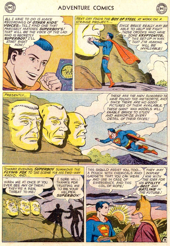 Read online Adventure Comics (1938) comic -  Issue #275 - 10