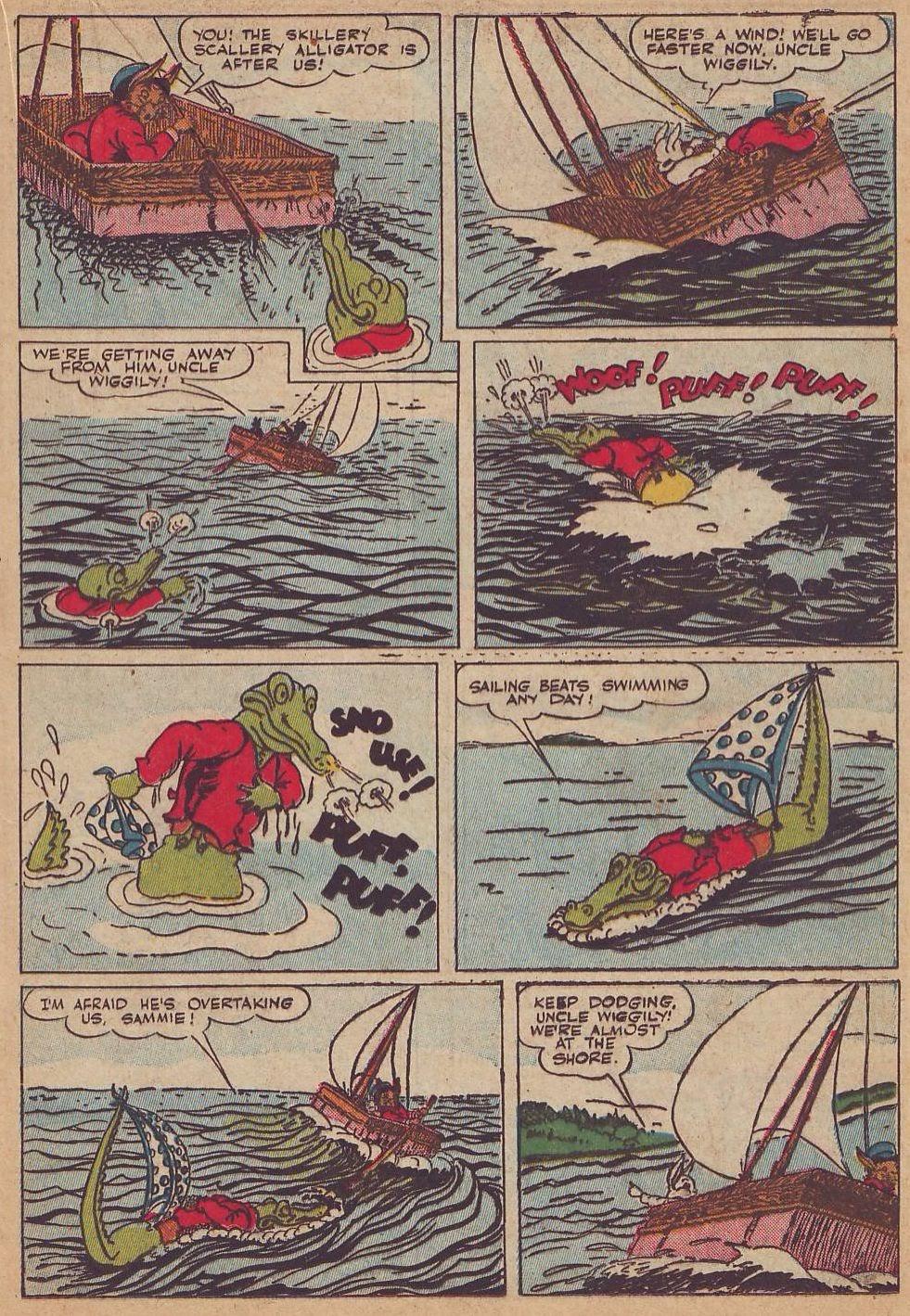 Read online Animal Comics comic -  Issue #23 - 23