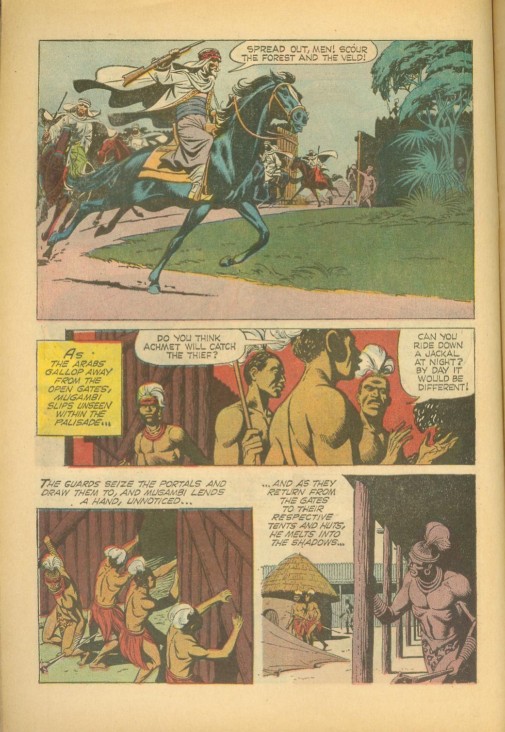 Tarzan (1962) issue 160 - Page 10