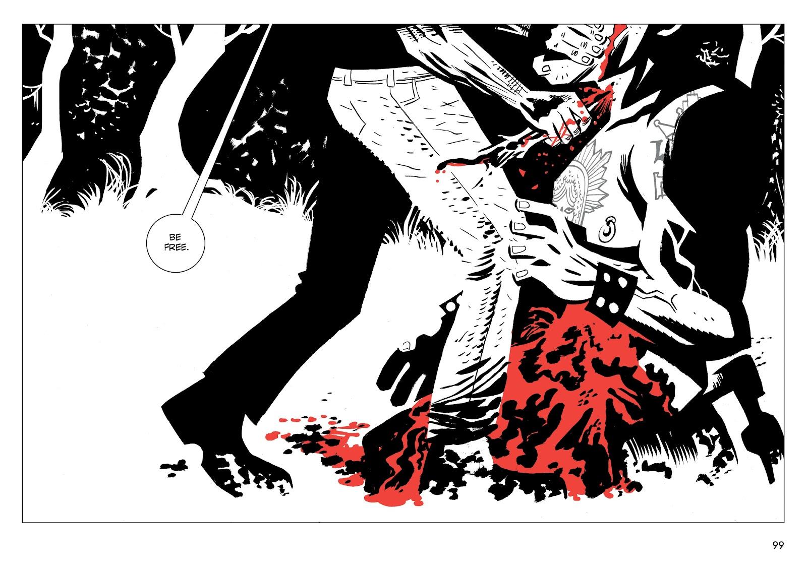 Read online Polar comic -  Issue # TPB The Kaiser Falls (Part 2) - 1