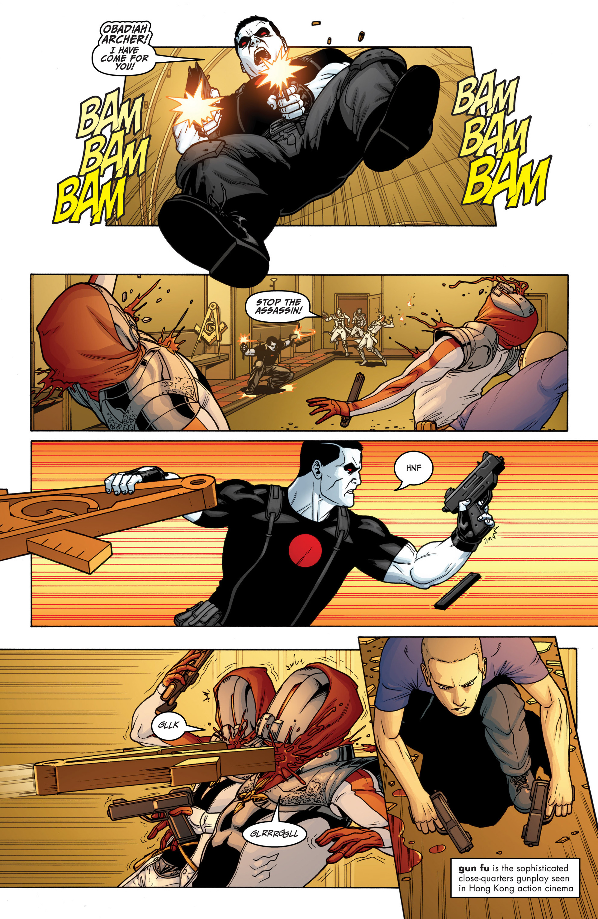 Archer and Armstrong 18 Page 12