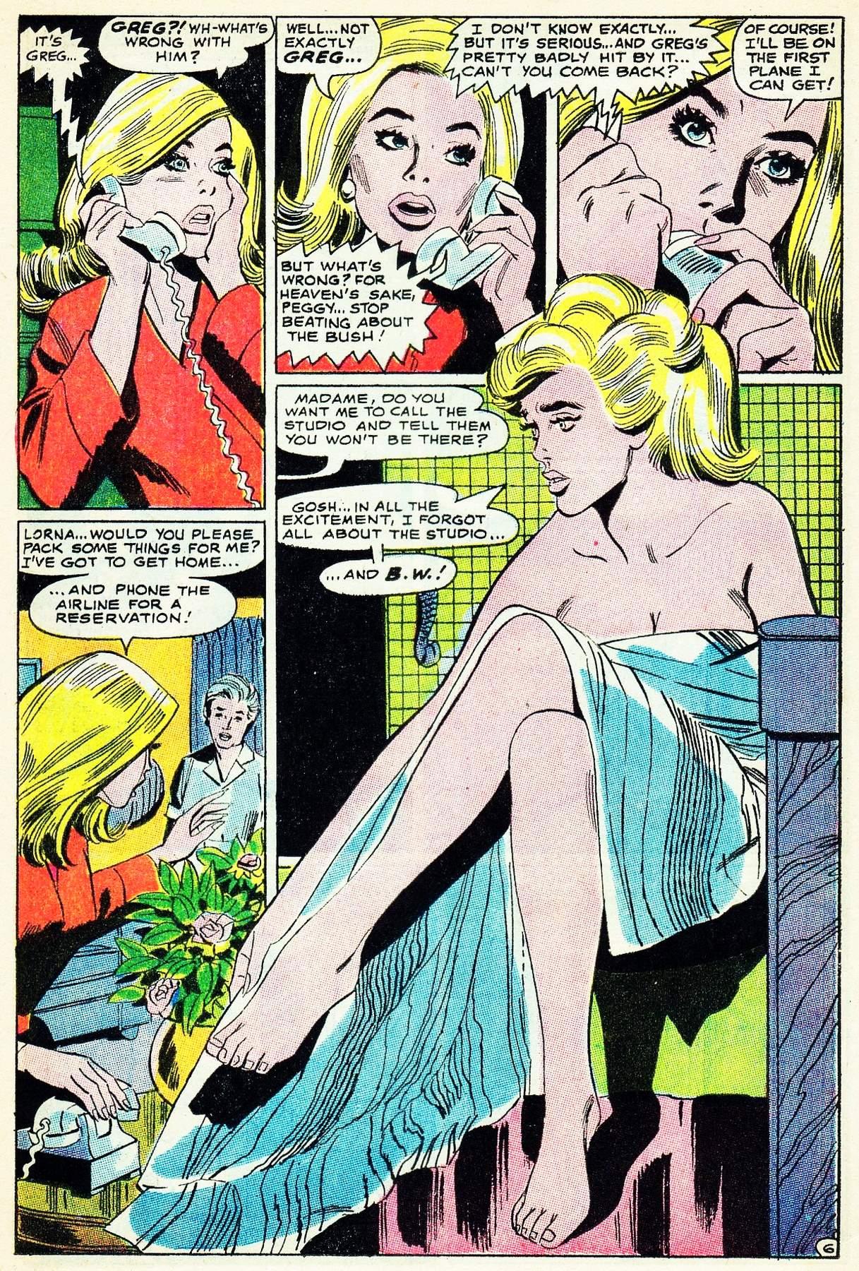 Read online Secret Hearts comic -  Issue #133 - 25