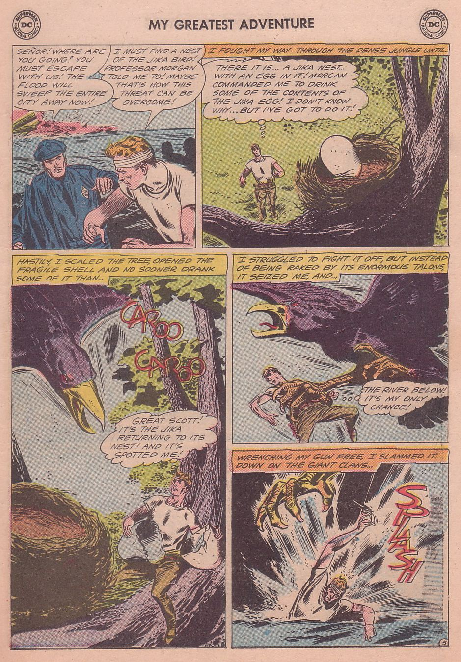 My Greatest Adventure (1955) issue 65 - Page 7