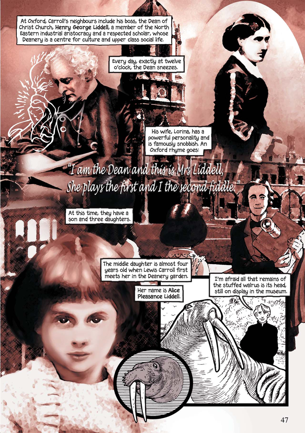 Read online Alice in Sunderland comic -  Issue # Full - 51