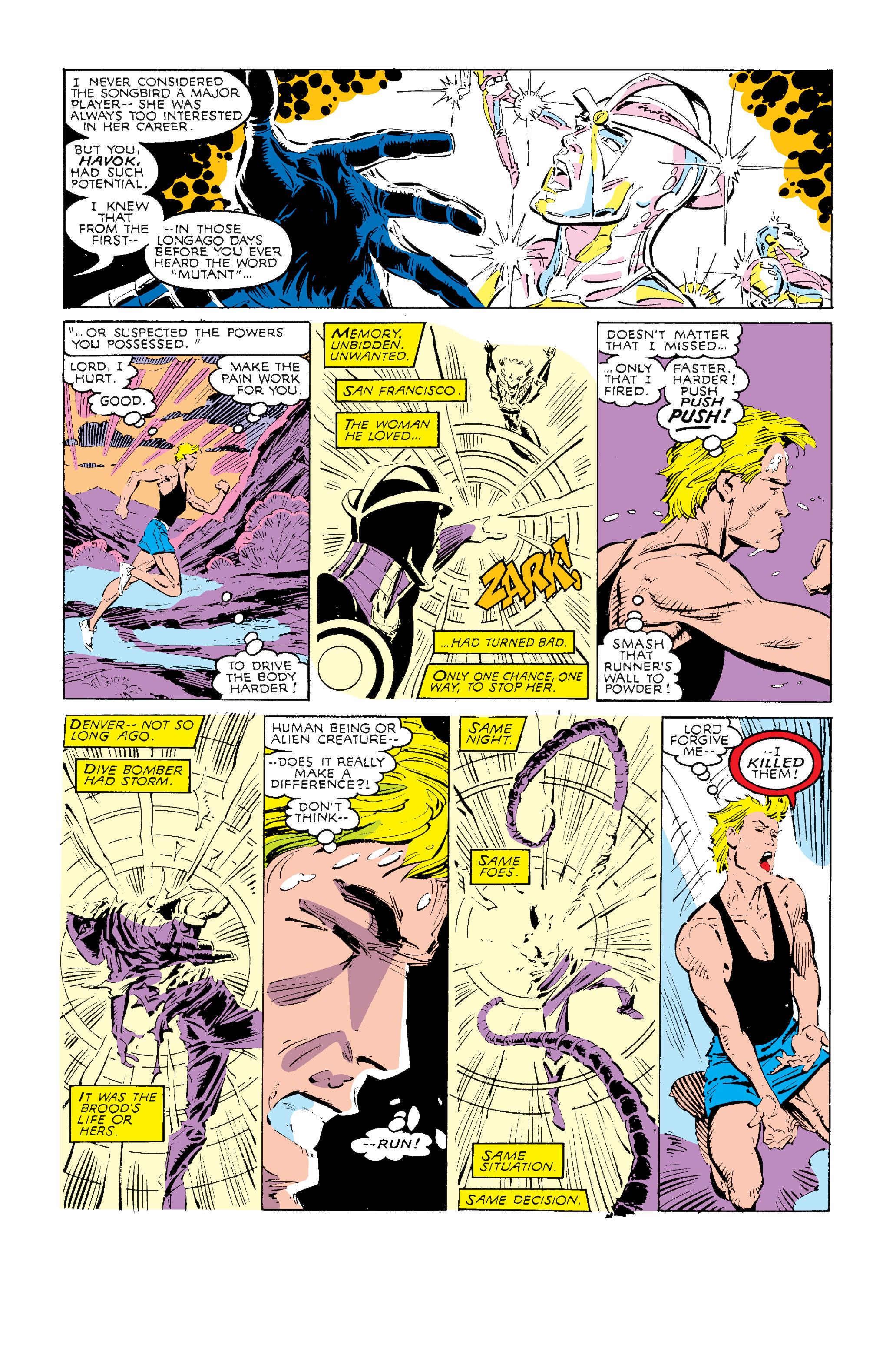 Read online Uncanny X-Men (1963) comic -  Issue #239 - 11