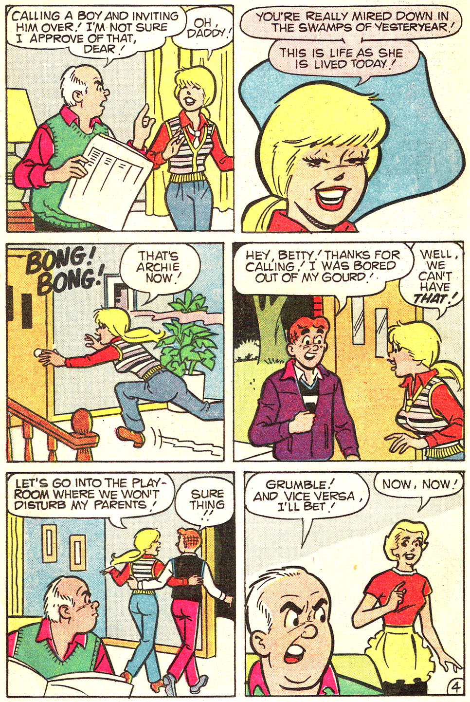 Read online Archie's Girls Betty and Veronica comic -  Issue #313 - 16