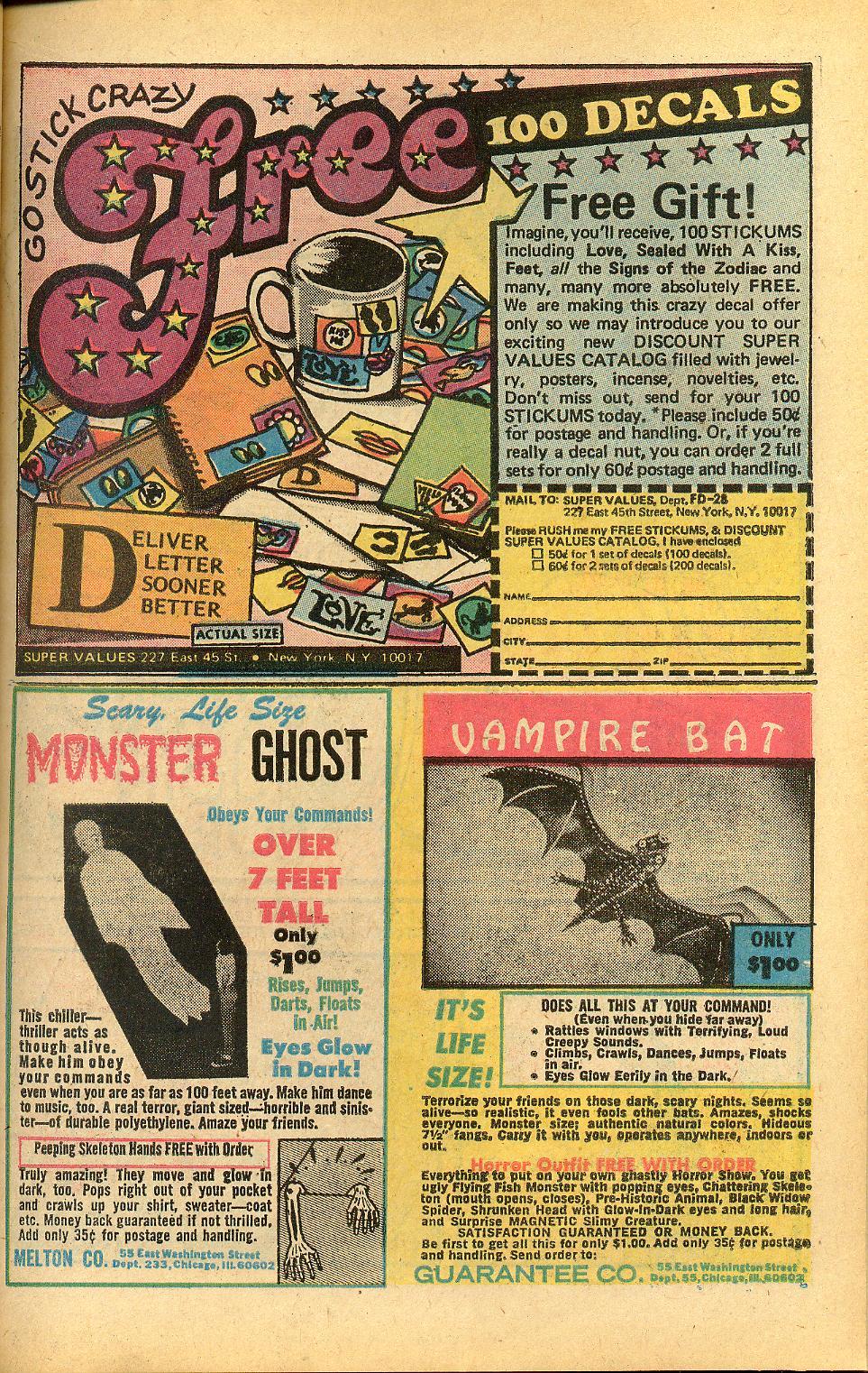 Read online Shazam! (1973) comic -  Issue #8 - 27