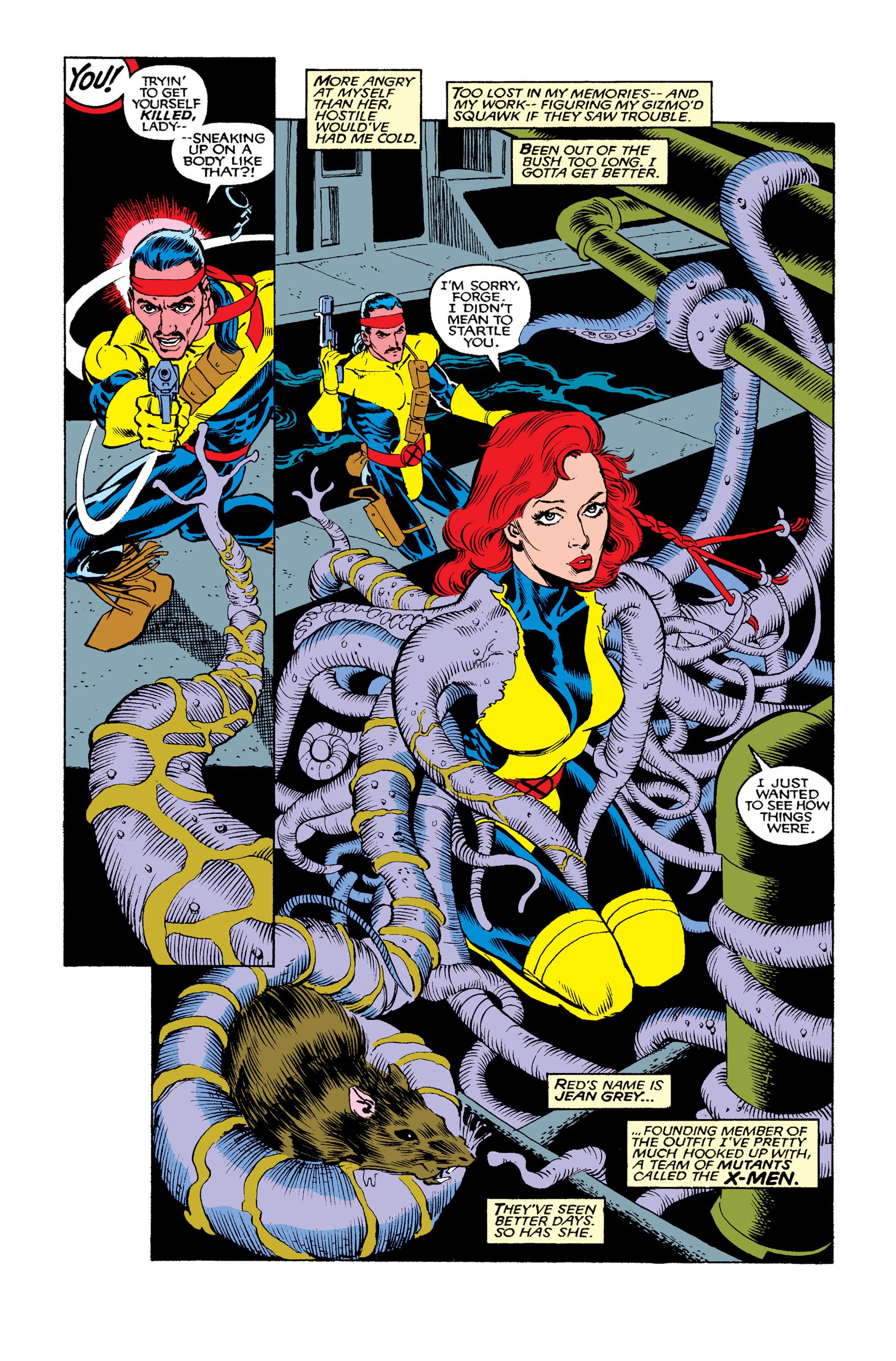 Read online Uncanny X-Men (1963) comic -  Issue #263 - 4