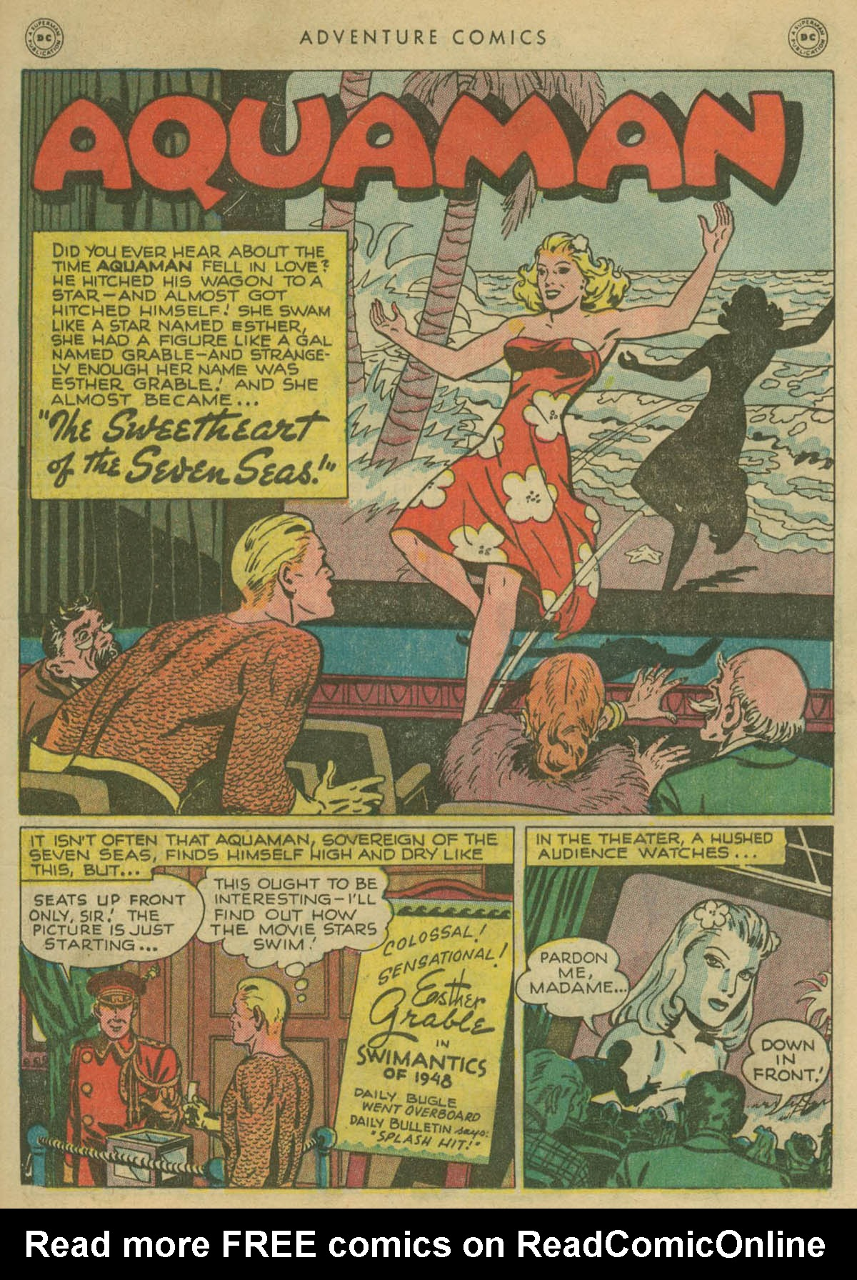 Read online Adventure Comics (1938) comic -  Issue #130 - 14