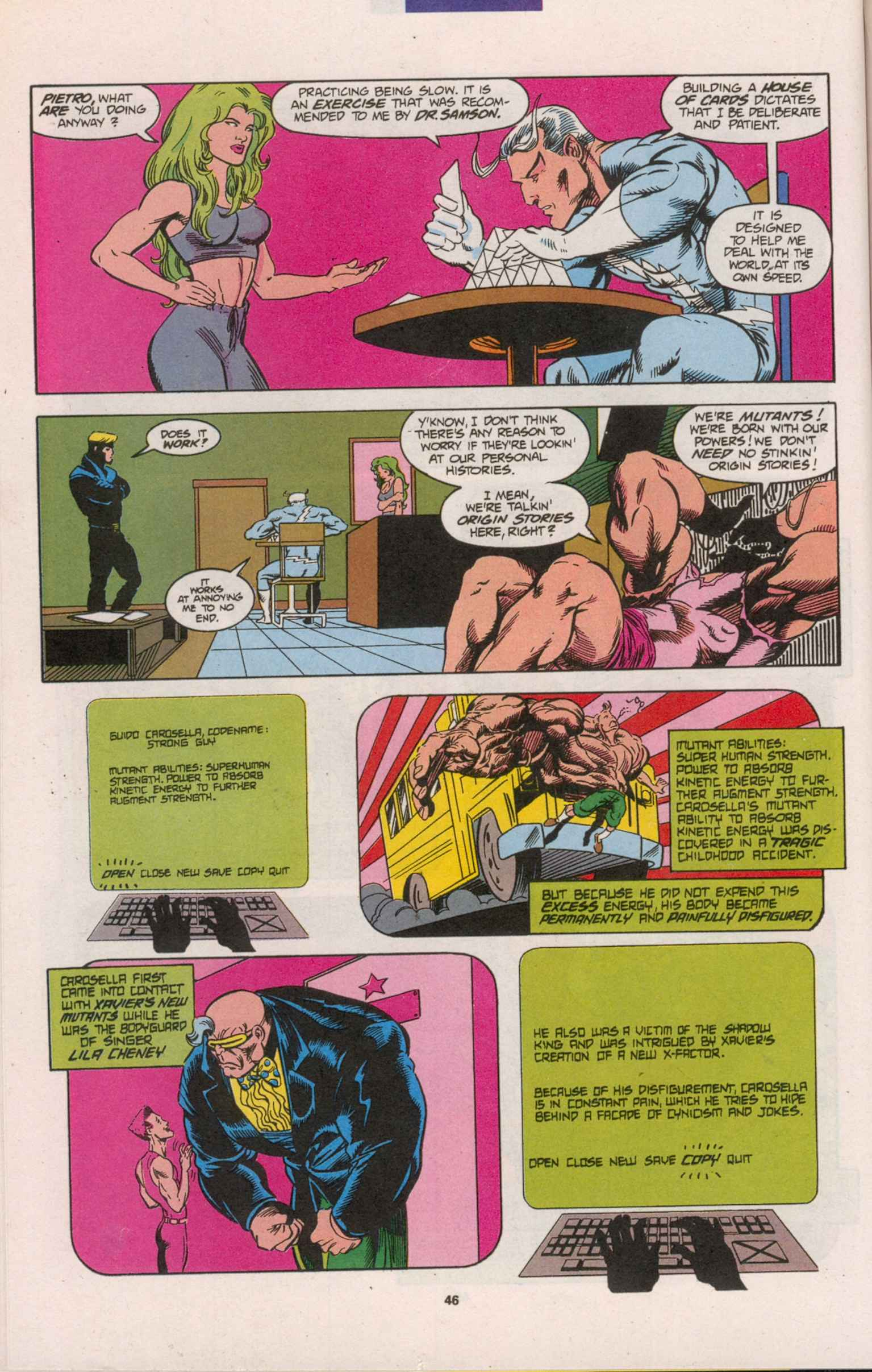 Read online X-Factor (1986) comic -  Issue # _ Annual 8 - 41