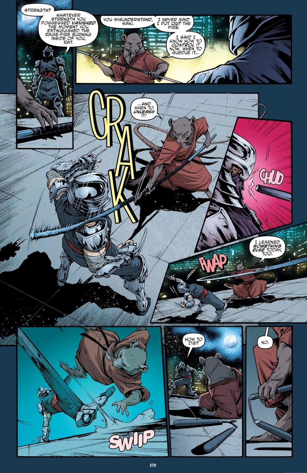 Read online Teenage Mutant Ninja Turtles: The IDW Collection comic -  Issue # TPB 6 (Part 3) - 70