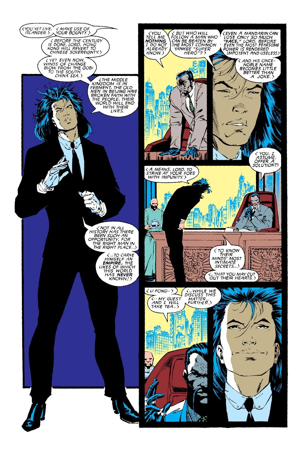 Uncanny X-Men (1963) issue 256 - Page 5