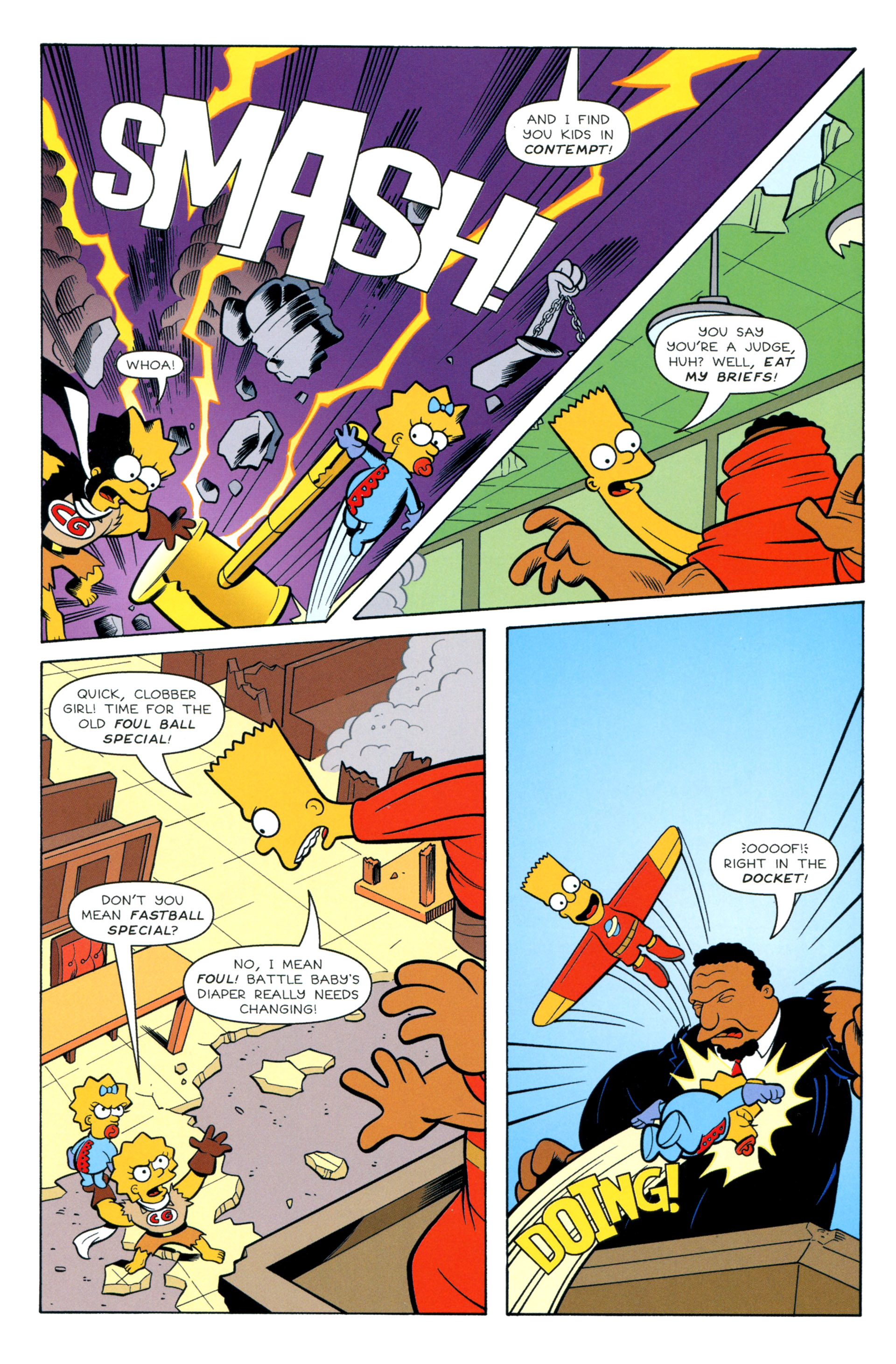 Read online Simpsons Illustrated (2012) comic -  Issue #8 - 37