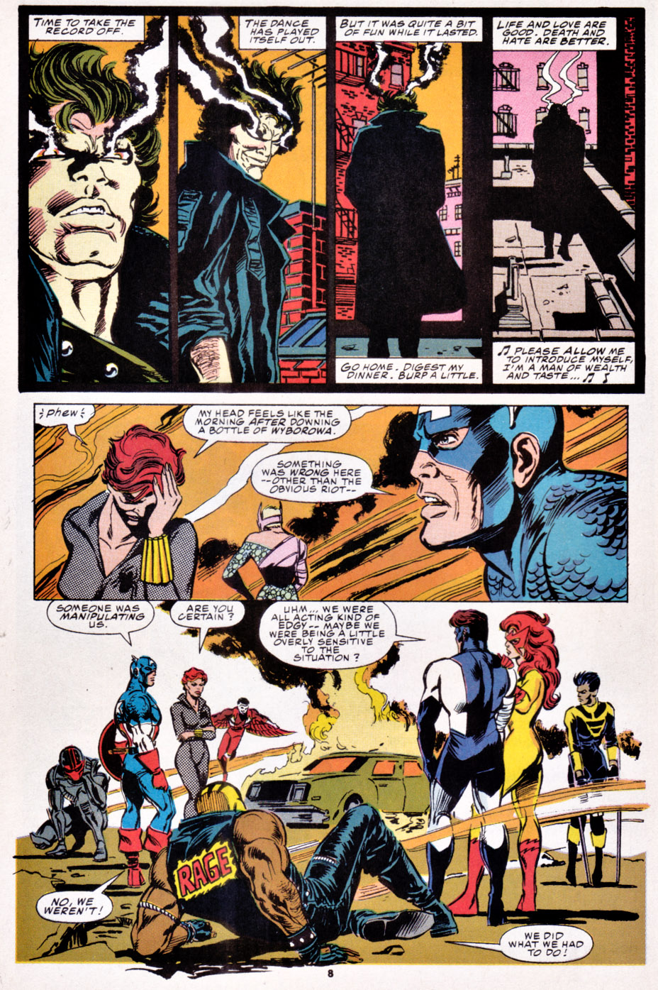 The Avengers (1963) 342 Page 5