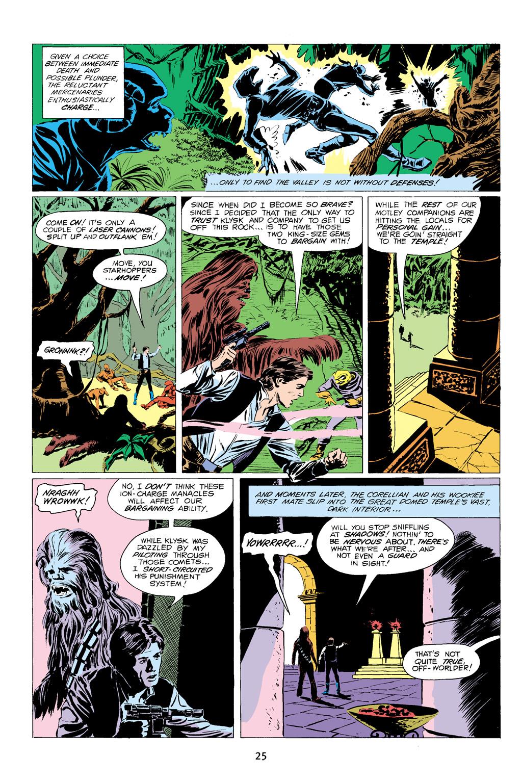 Read online Star Wars Omnibus comic -  Issue # Vol. 16 - 26