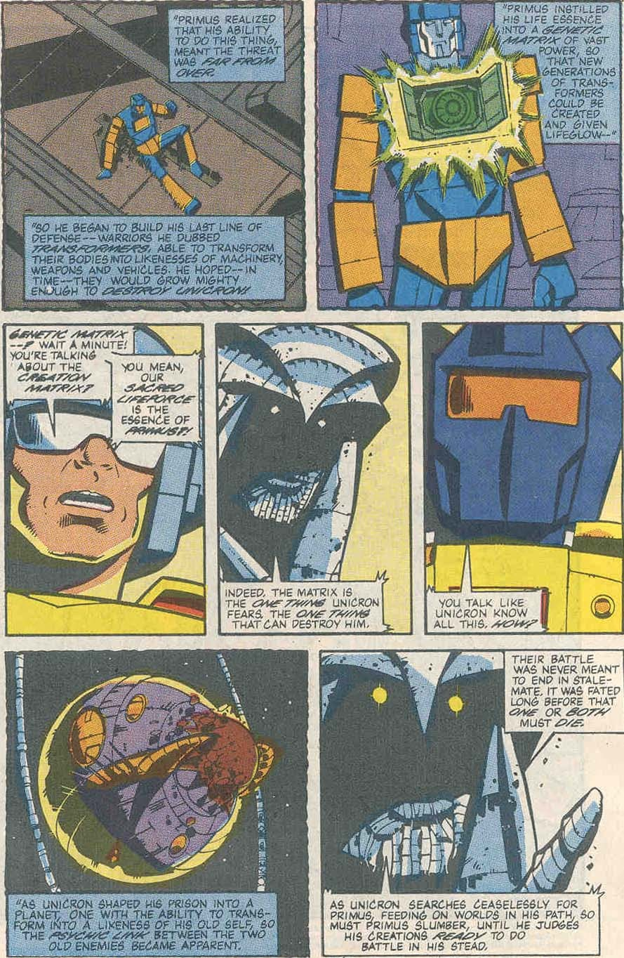 The Transformers (UK) 260 Page 2