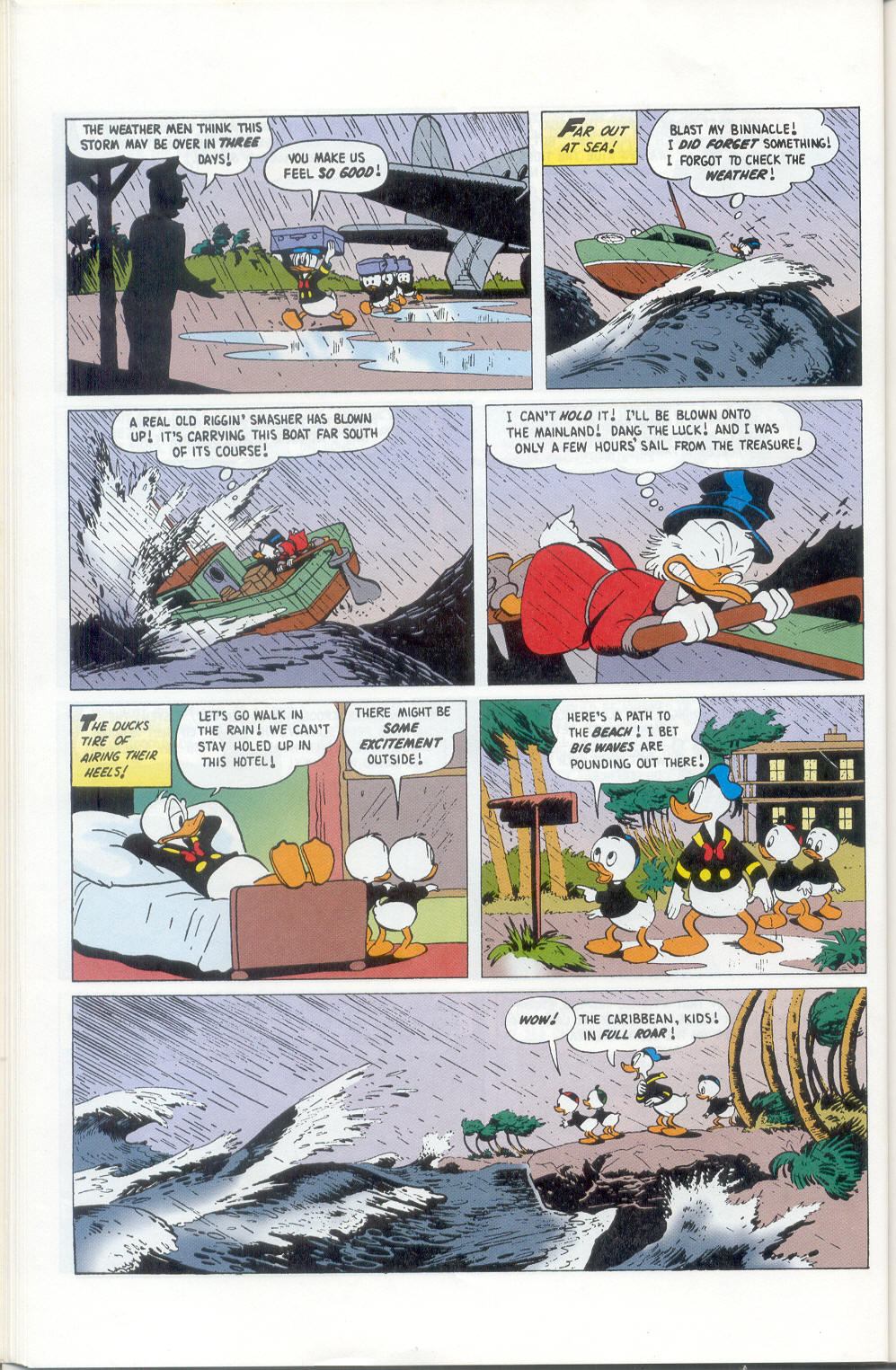 Read online Uncle Scrooge (1953) comic -  Issue #310 - 58