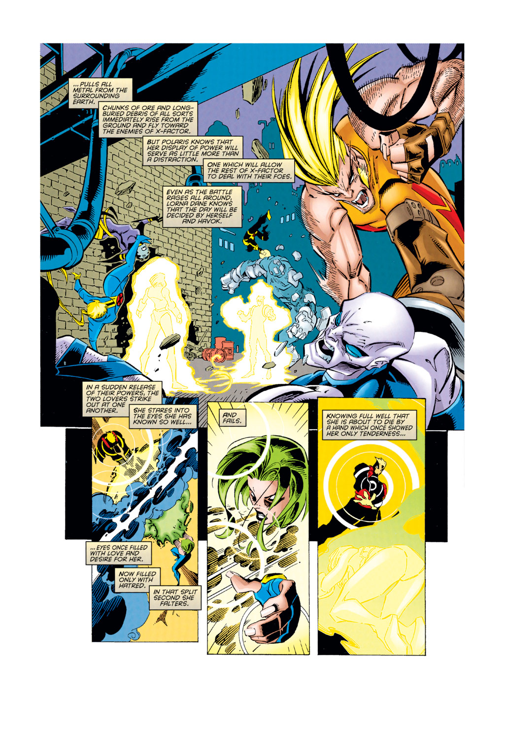 Read online X-Factor (1986) comic -  Issue #125 - 19