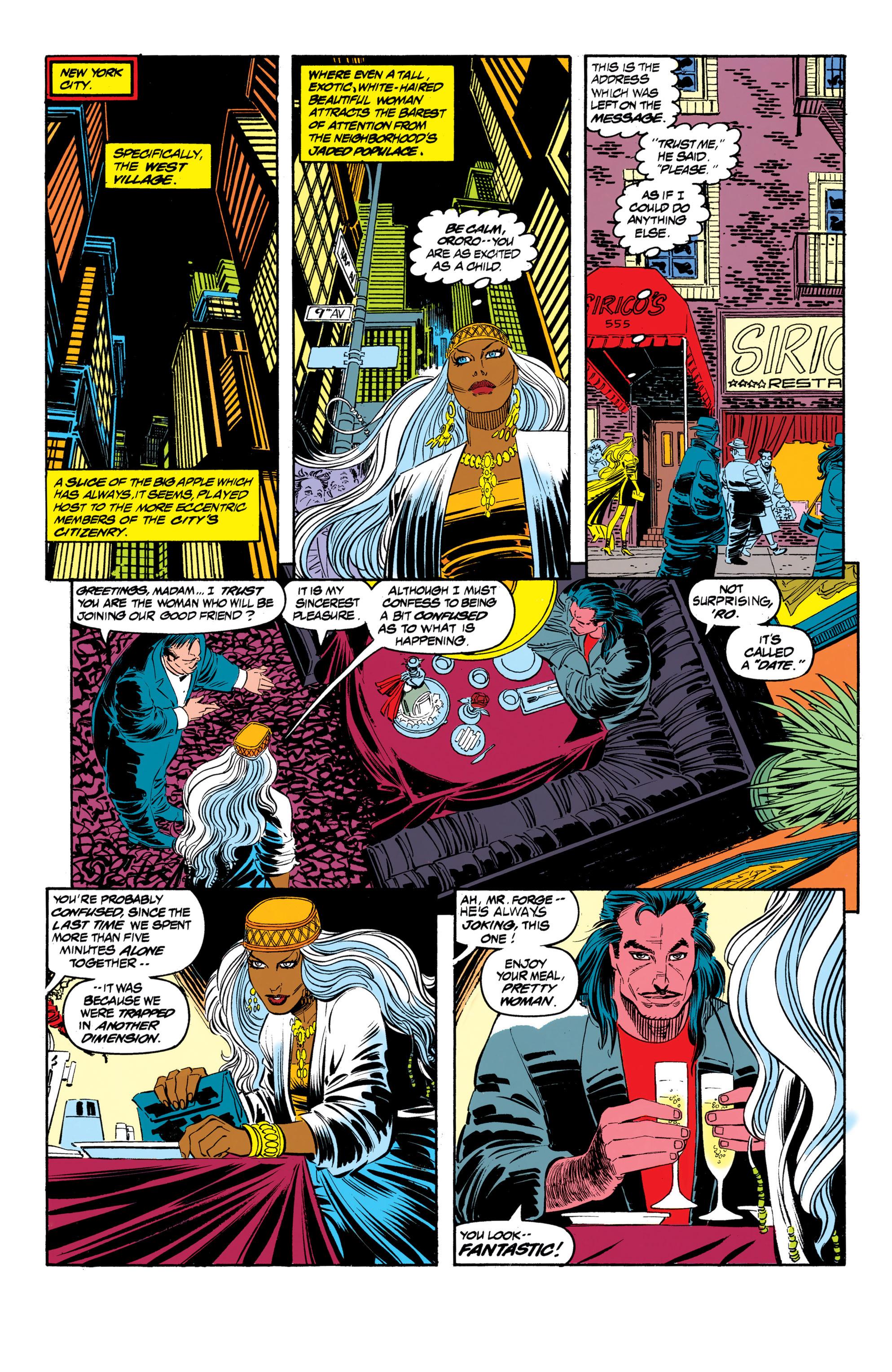 Read online Uncanny X-Men (1963) comic -  Issue #306 - 11