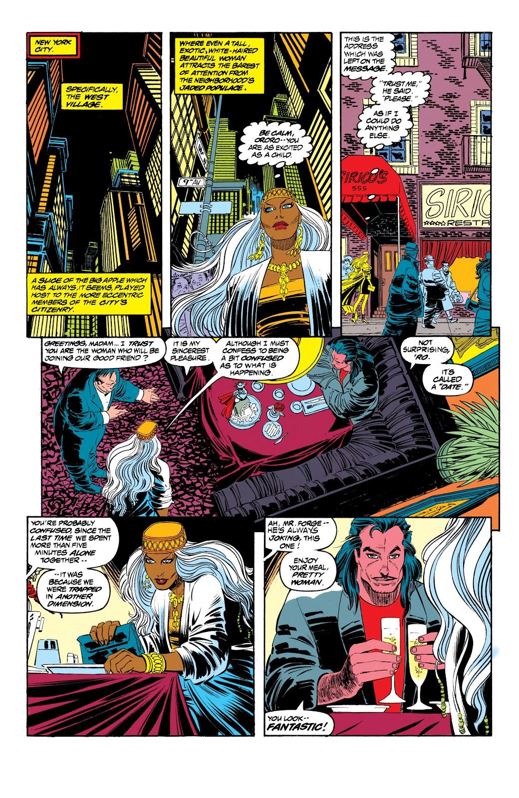 Uncanny X-Men (1963) issue 306 - Page 11