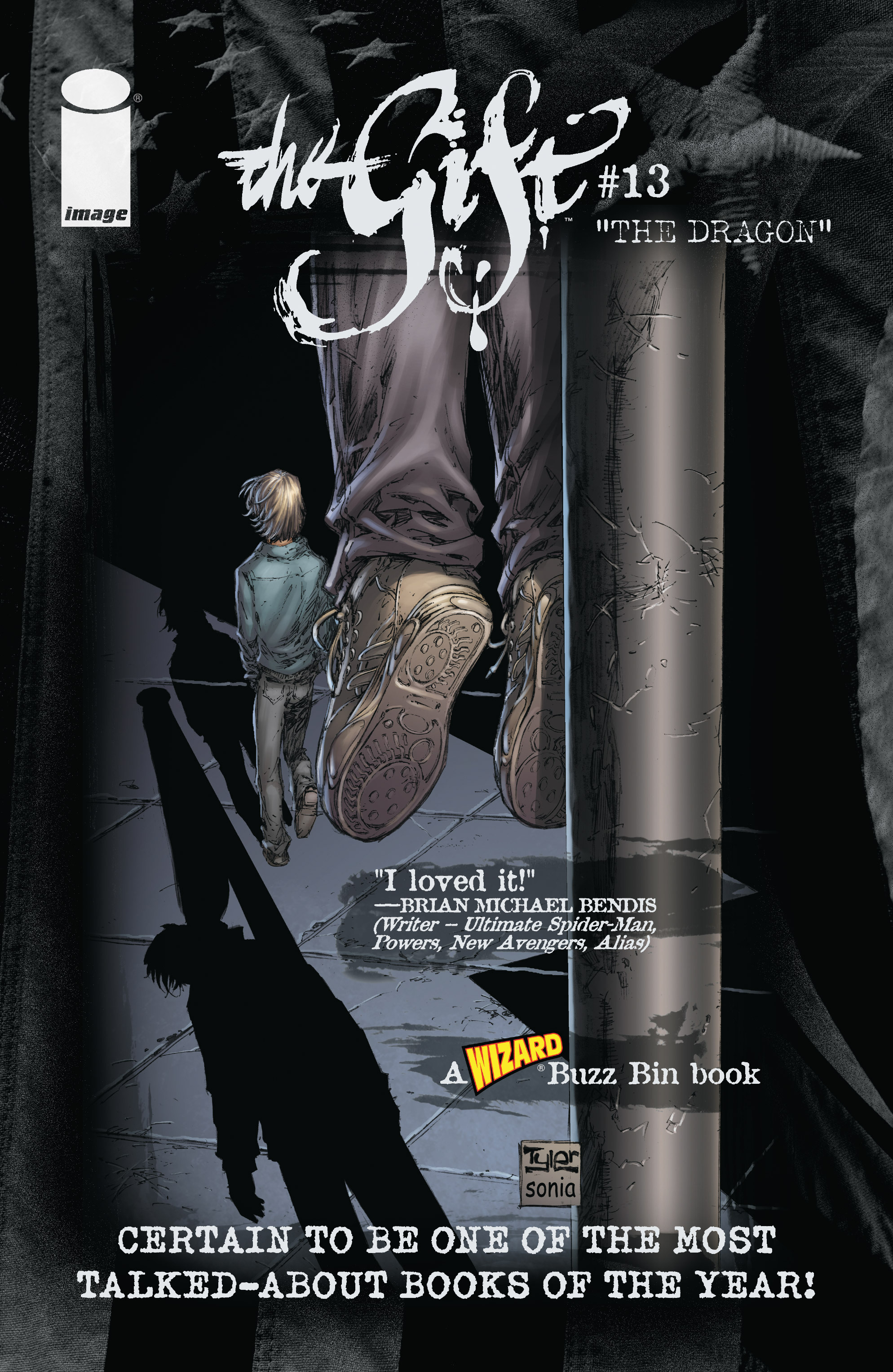 Read online Ant comic -  Issue #1 - 23
