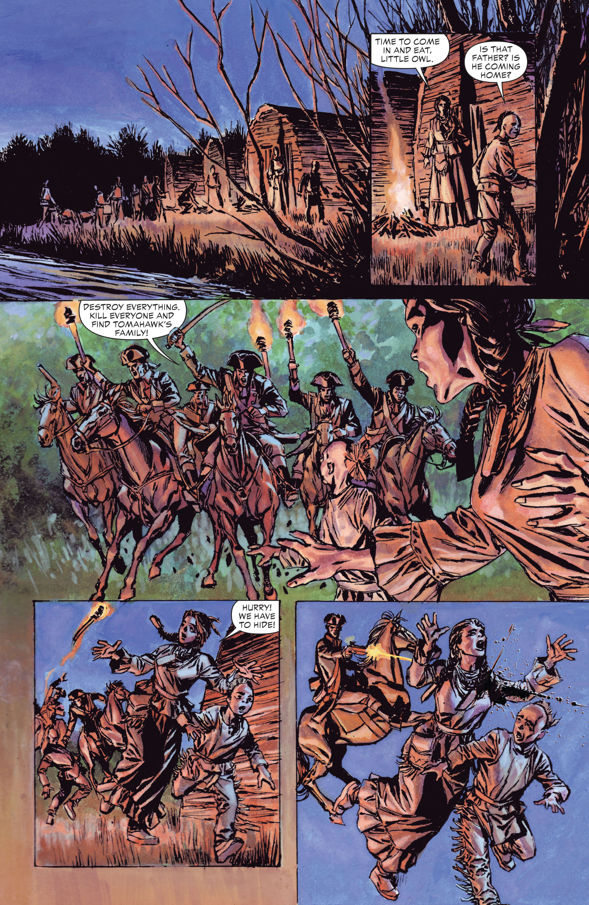 Read online All-Star Western (2011) comic -  Issue #13 - 28
