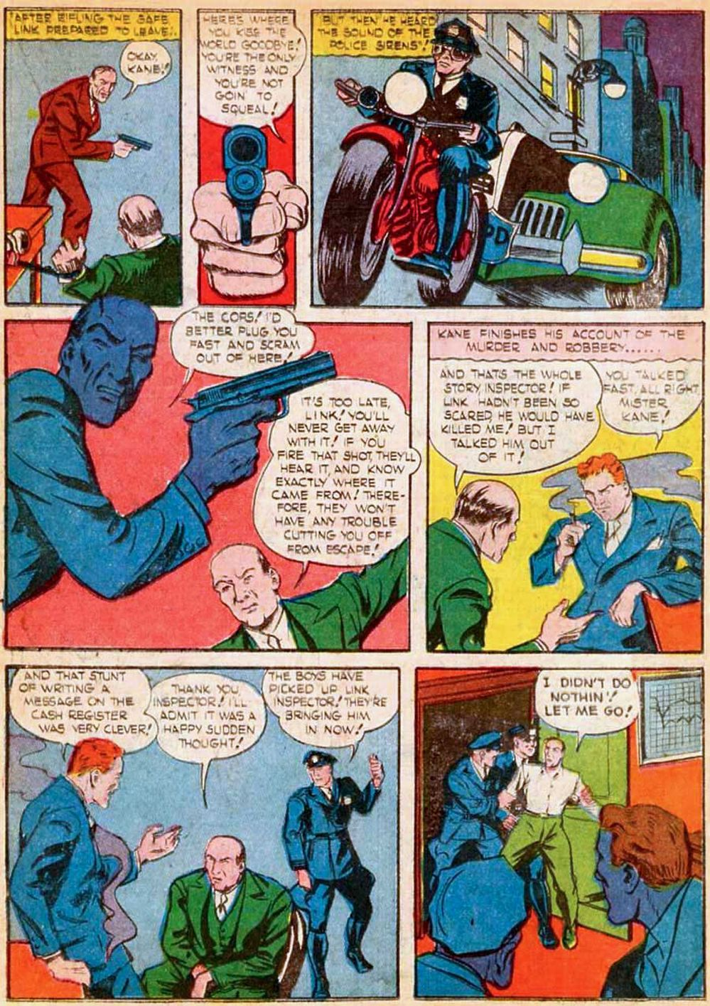 Zip Comics issue 19 - Page 34