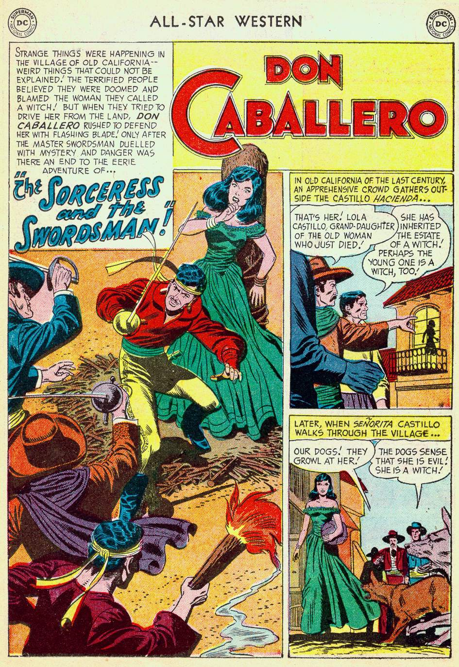 Read online All-Star Western (1951) comic -  Issue #63 - 18