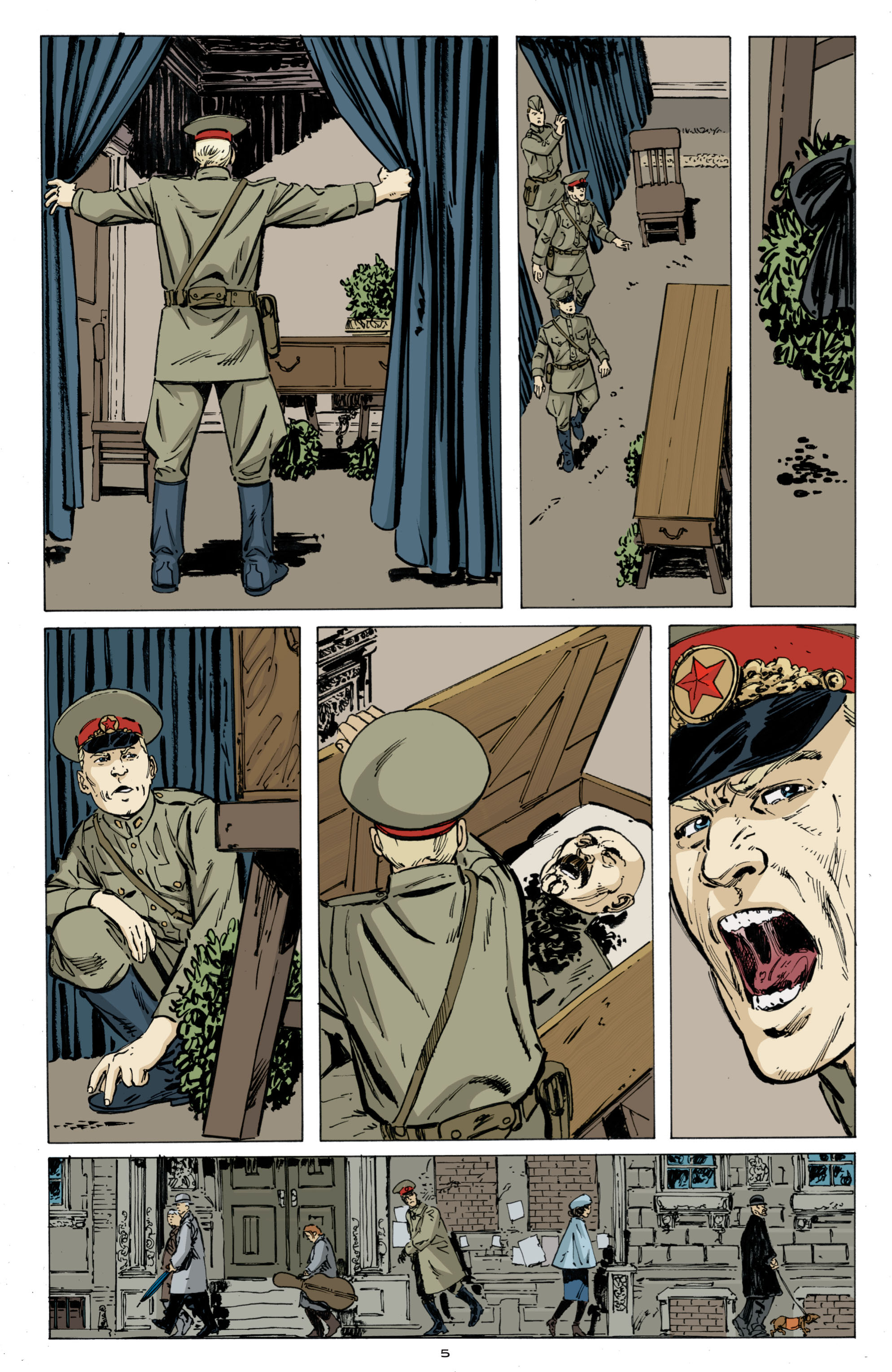 Read online Cold War comic -  Issue # TPB - 13
