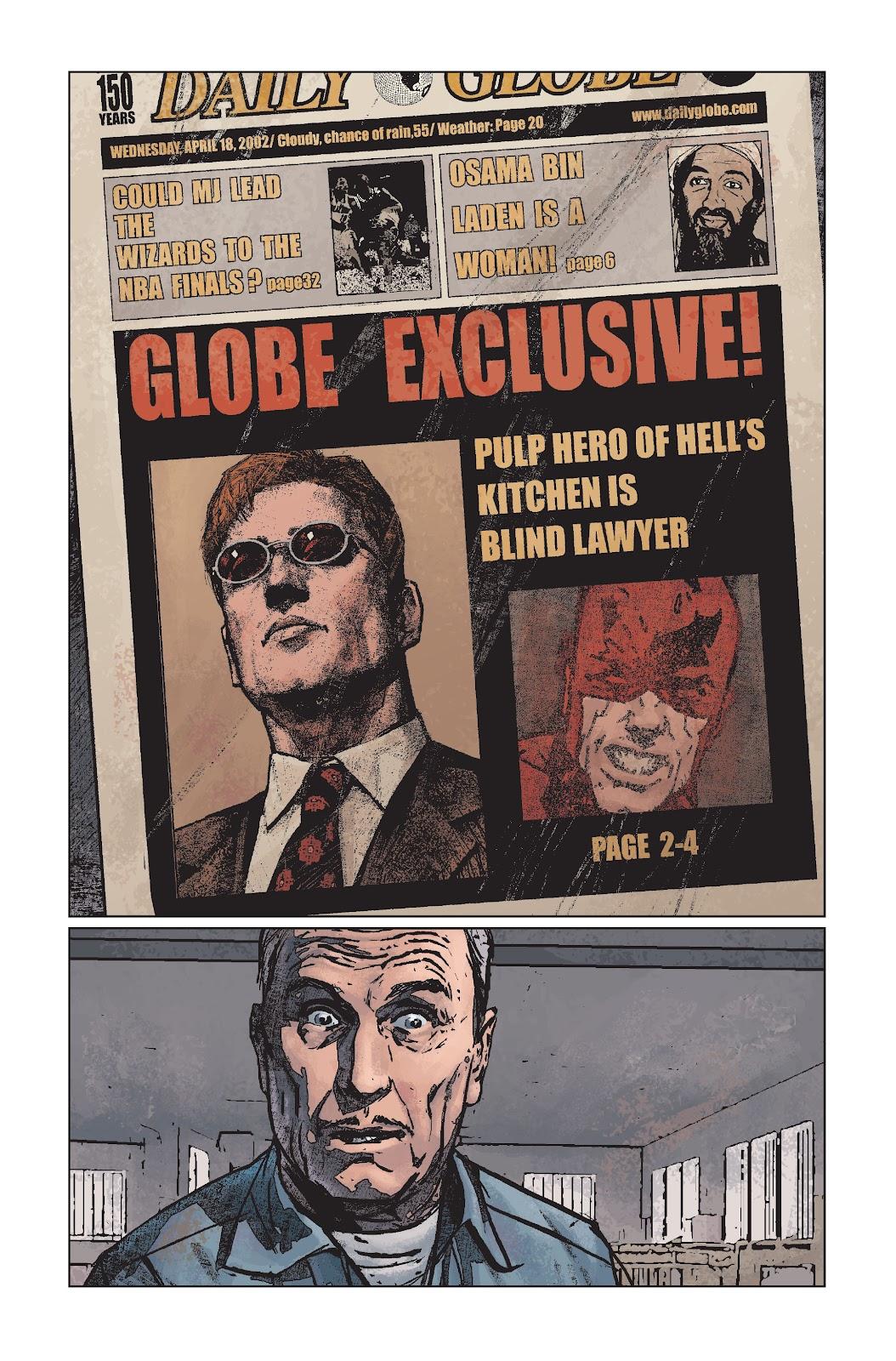 Read online Daredevil (1998) comic -  Issue # _Ultimate_Collection TPB 3 (Part 1) - 69