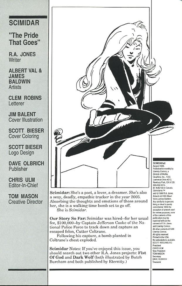 Scimidar (1988) issue 2 - Page 2