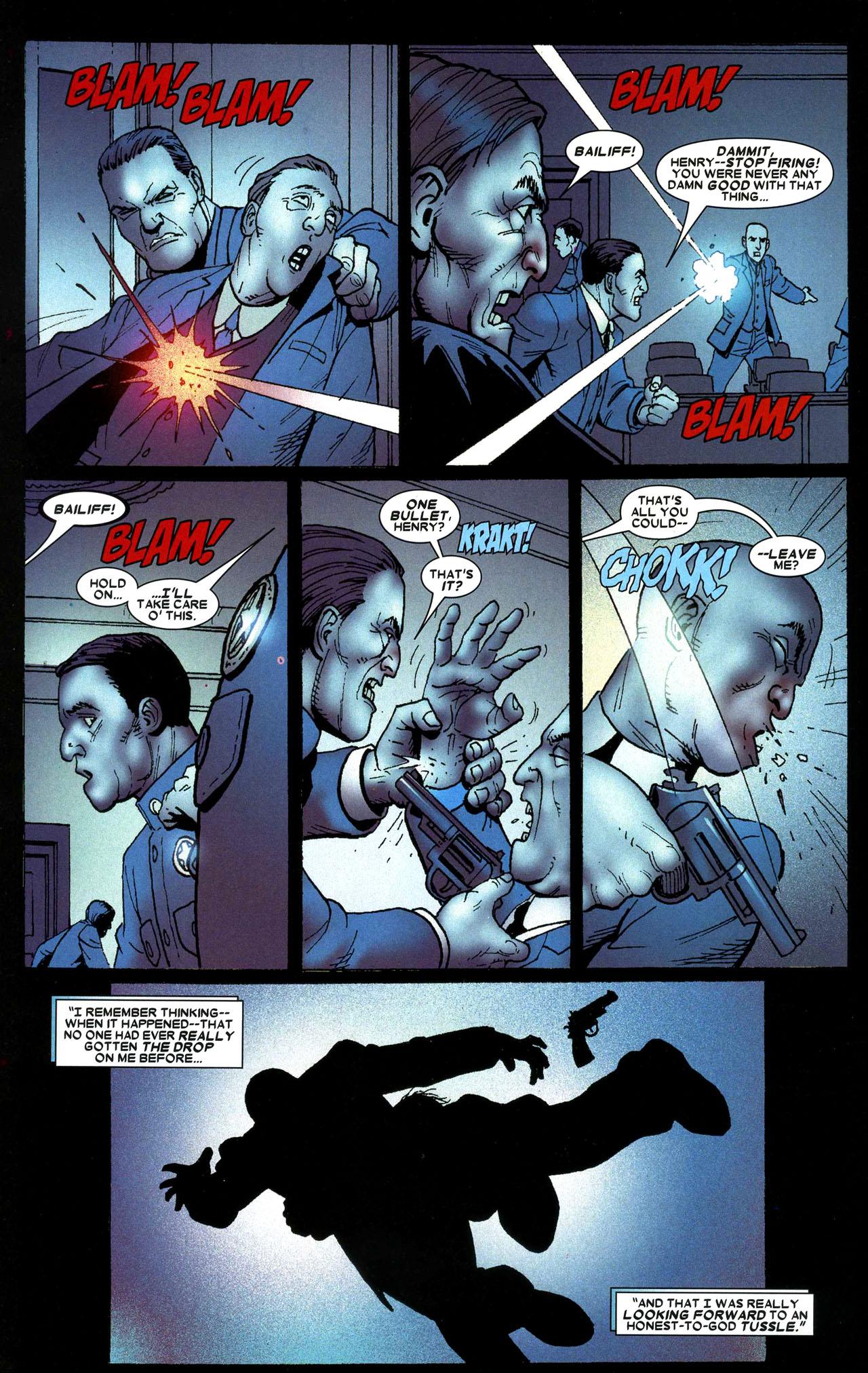 Read online Wolverine: Origins comic -  Issue #14 - 19