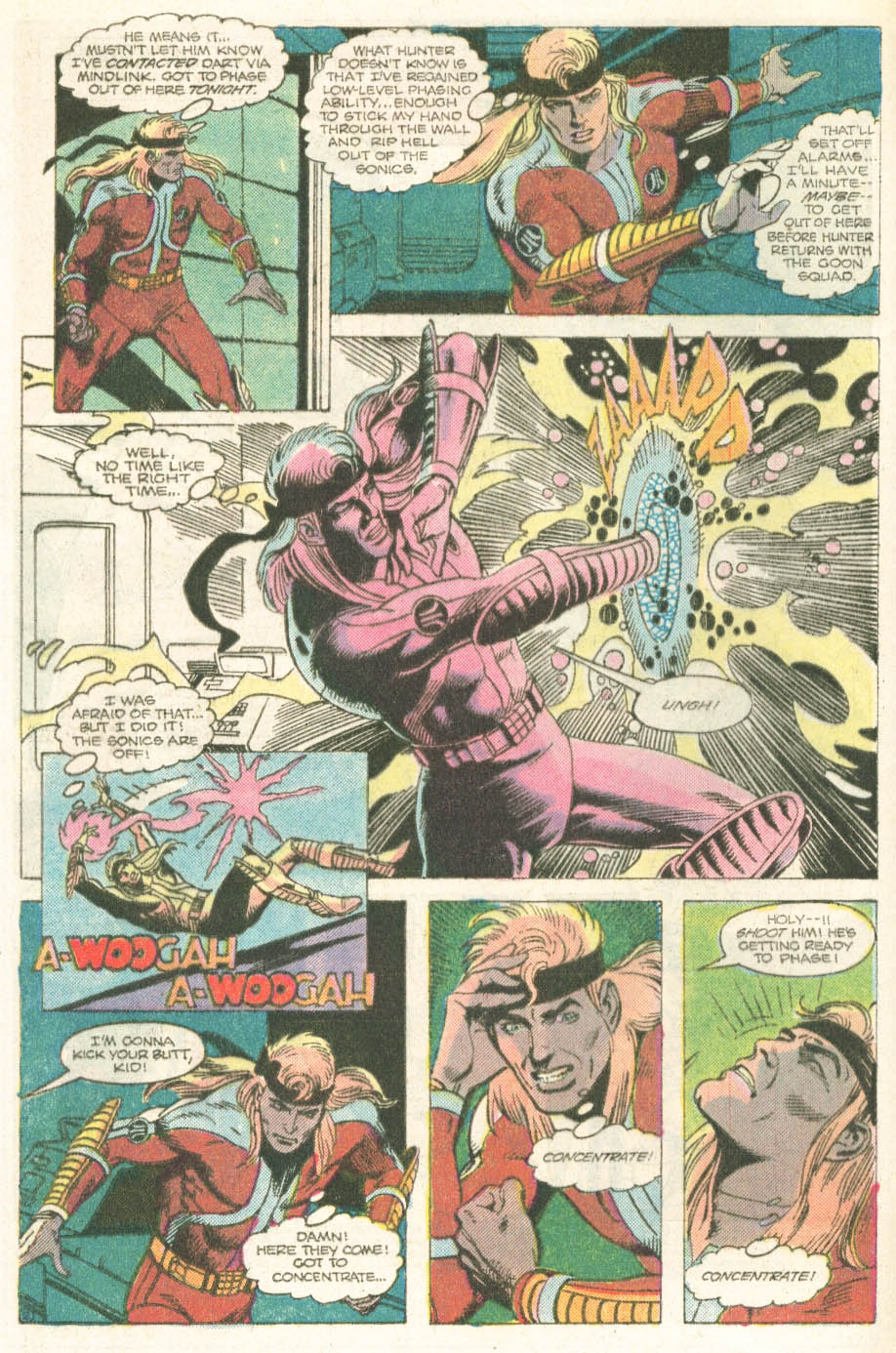 Read online Atari Force (1984) comic -  Issue #18 - 4