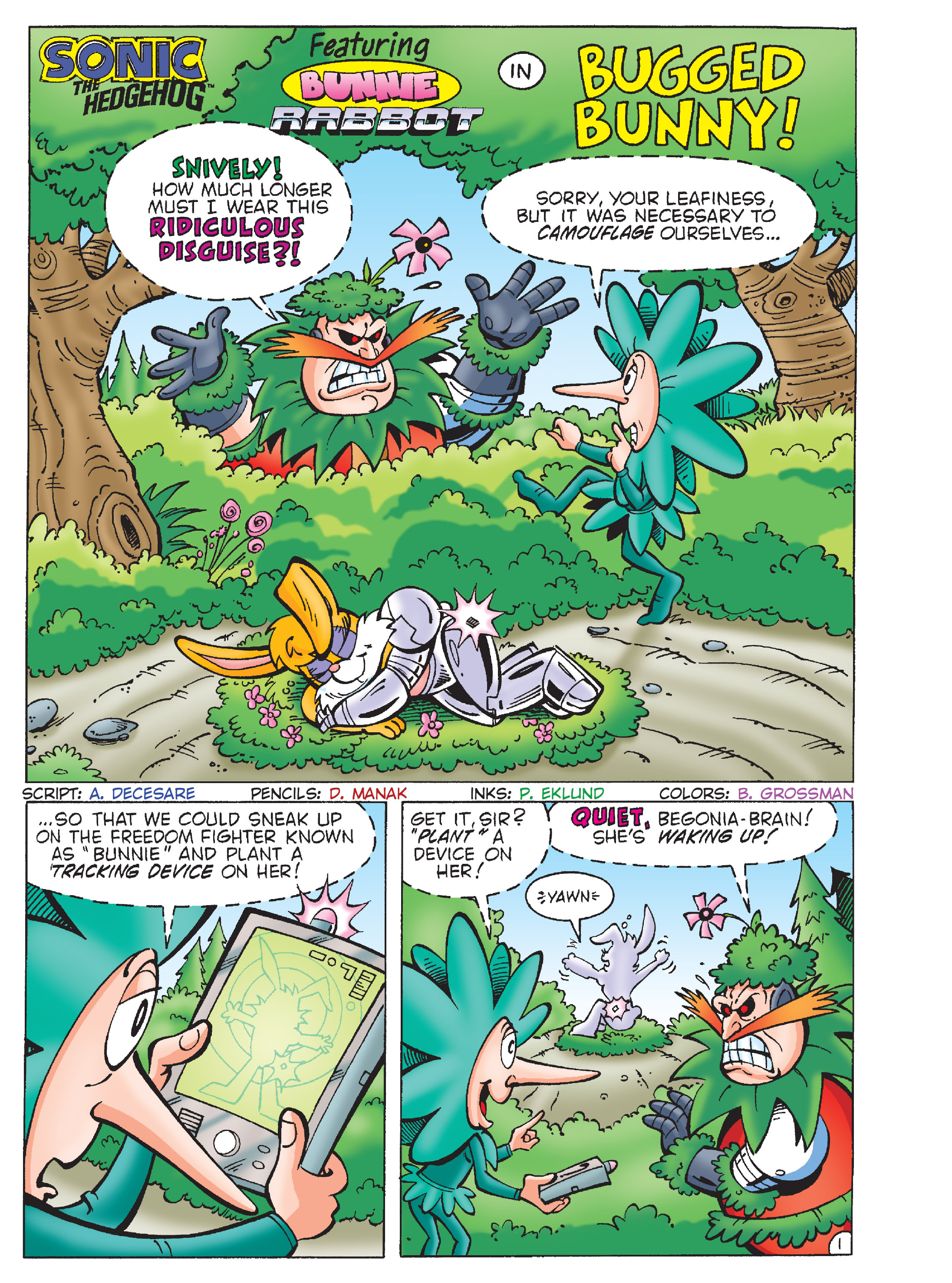 Read online Sonic Super Digest comic -  Issue #8 - 98