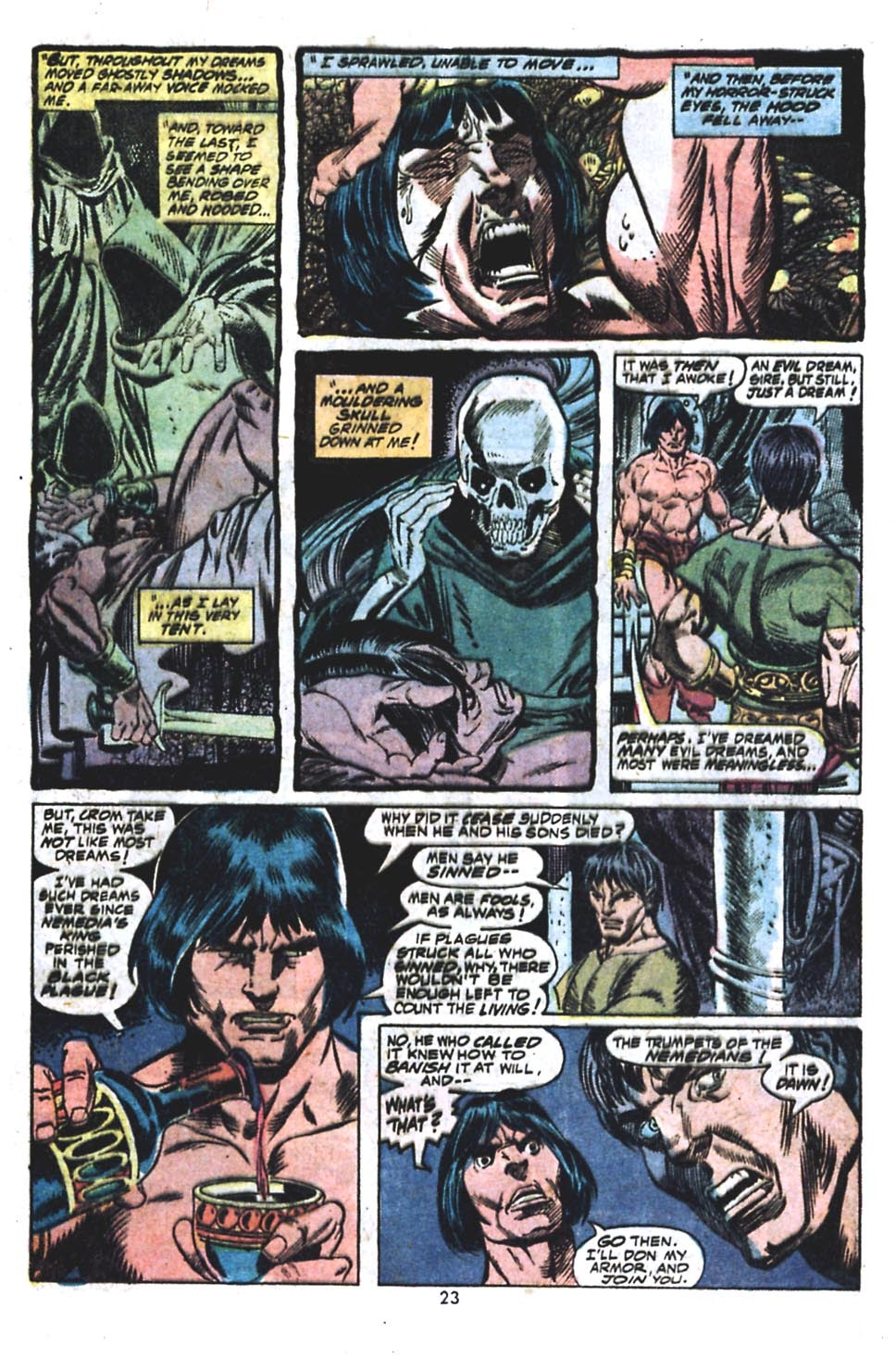 Giant-Size Conan issue 1 - Page 19