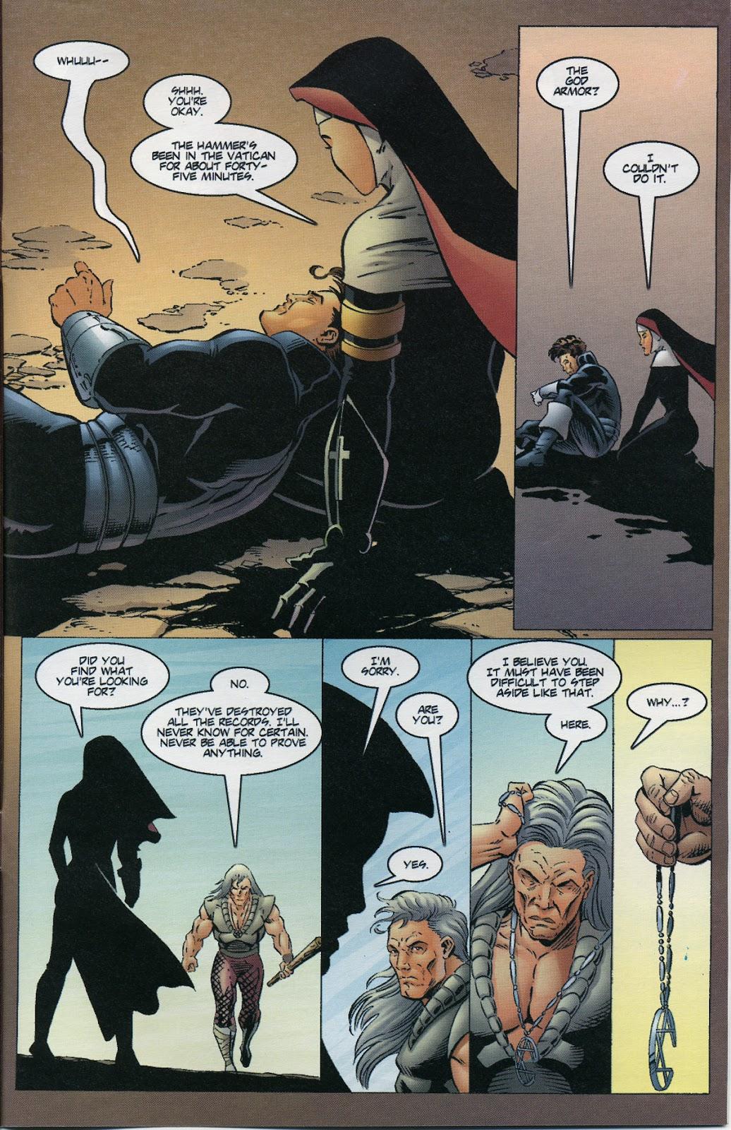 Warrior Nun Areala (1997) Issue #3 #3 - English 23
