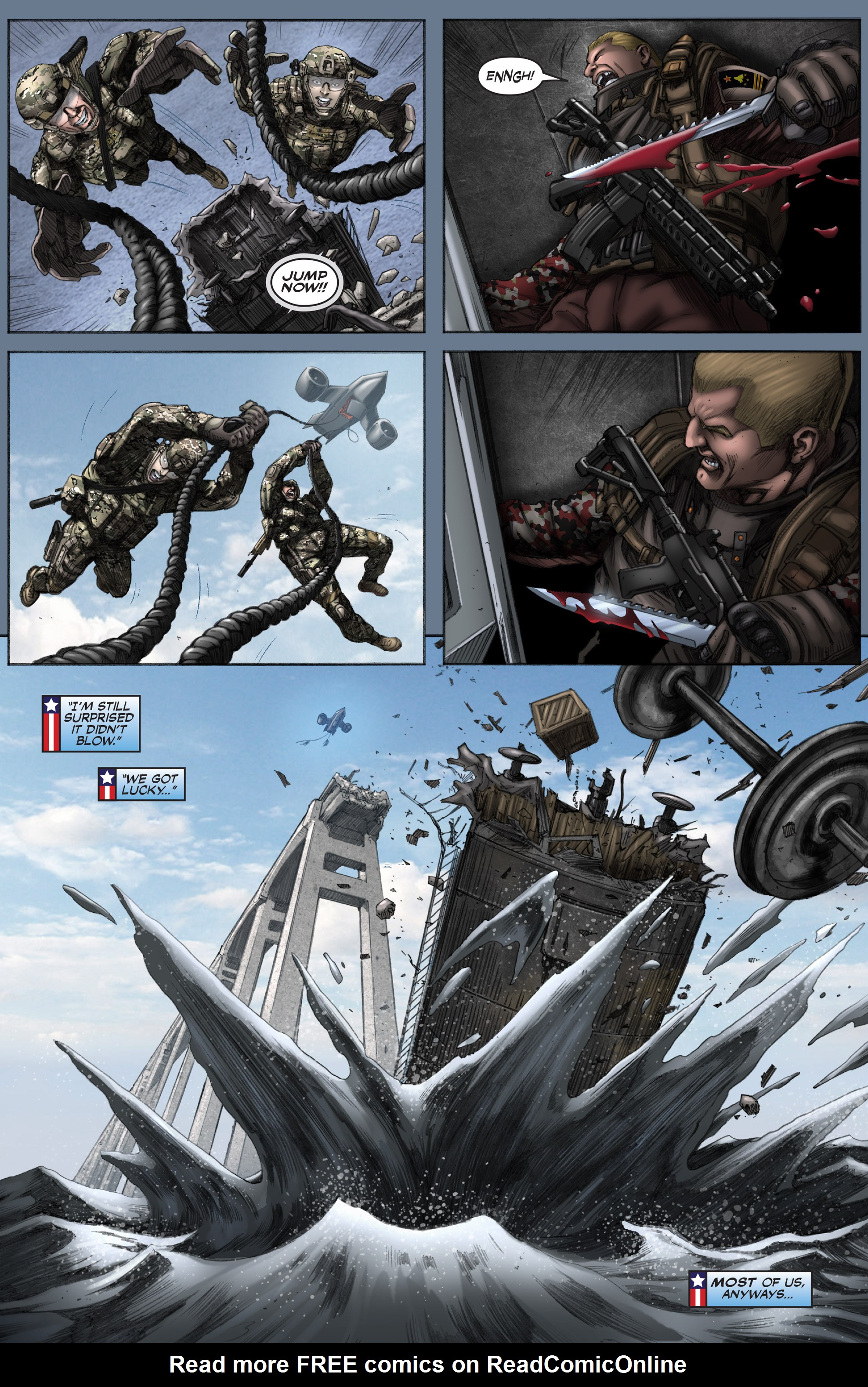Read online America's Army comic -  Issue #12 - 25