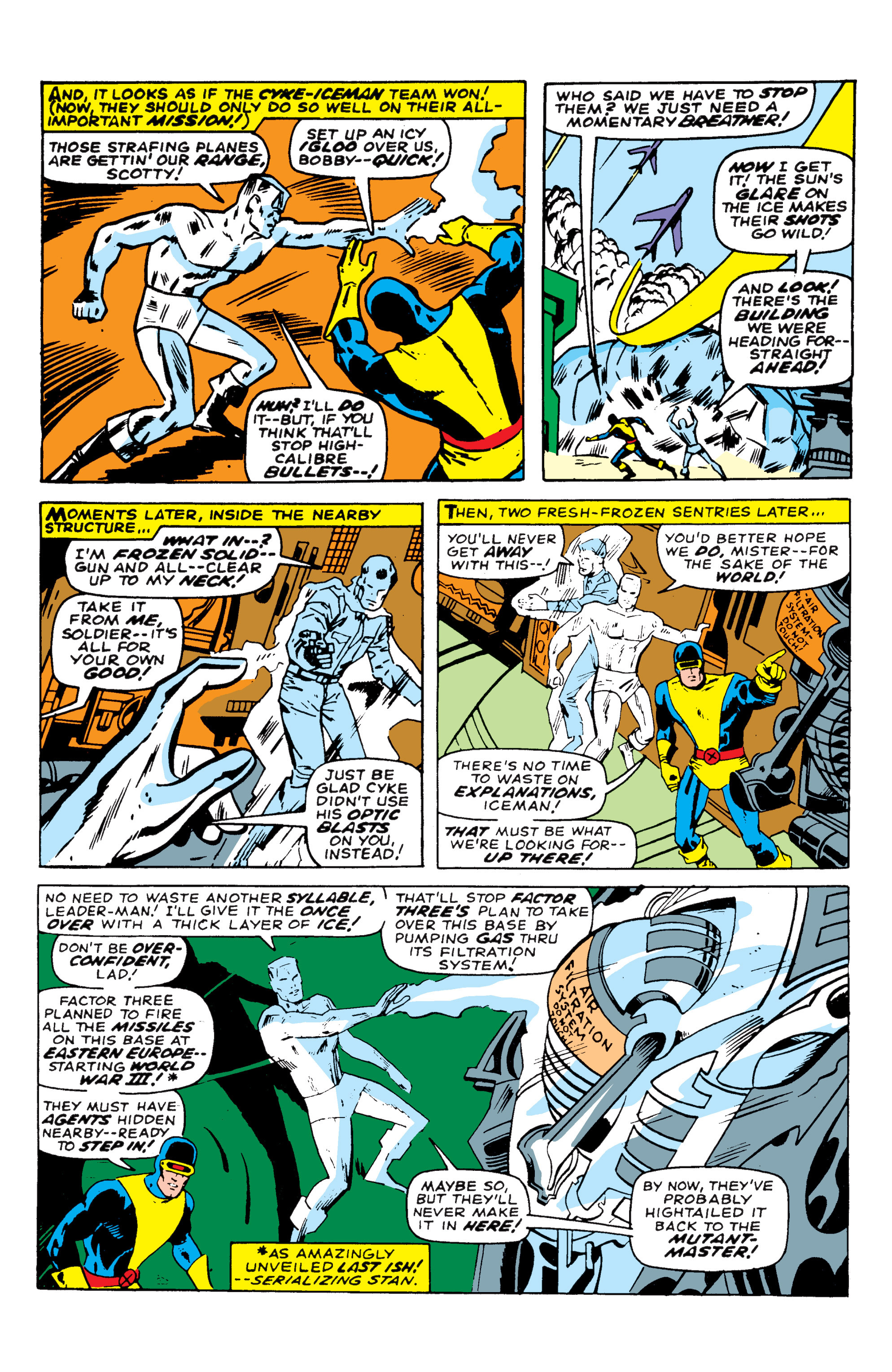Uncanny X-Men (1963) 39 Page 2