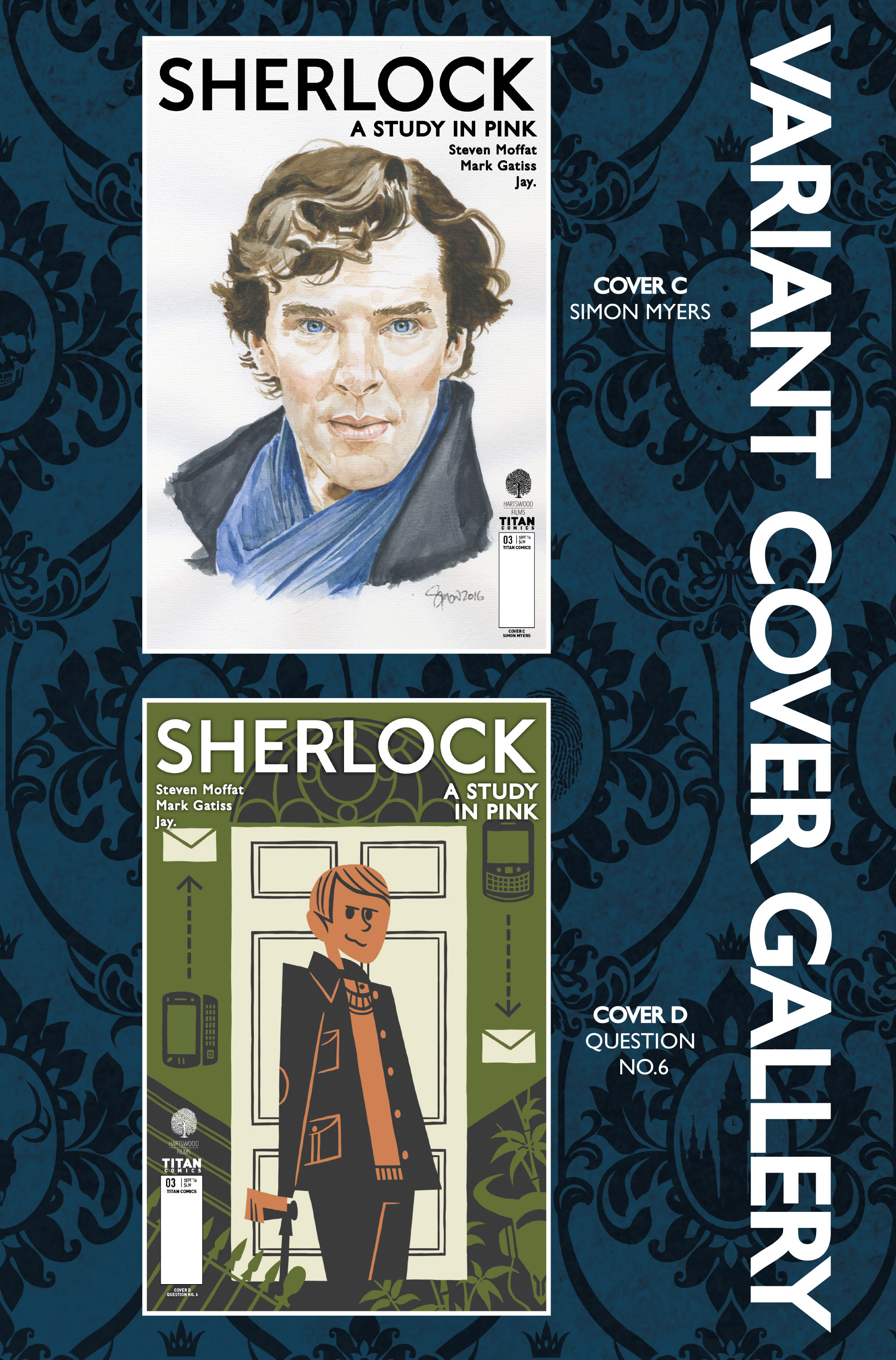 Read online Sherlock: A Study In Pink comic -  Issue #3 - 37